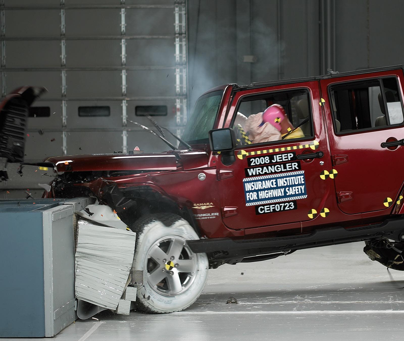 Are Jeeps Safe >> 2017 Jeep Wrangler