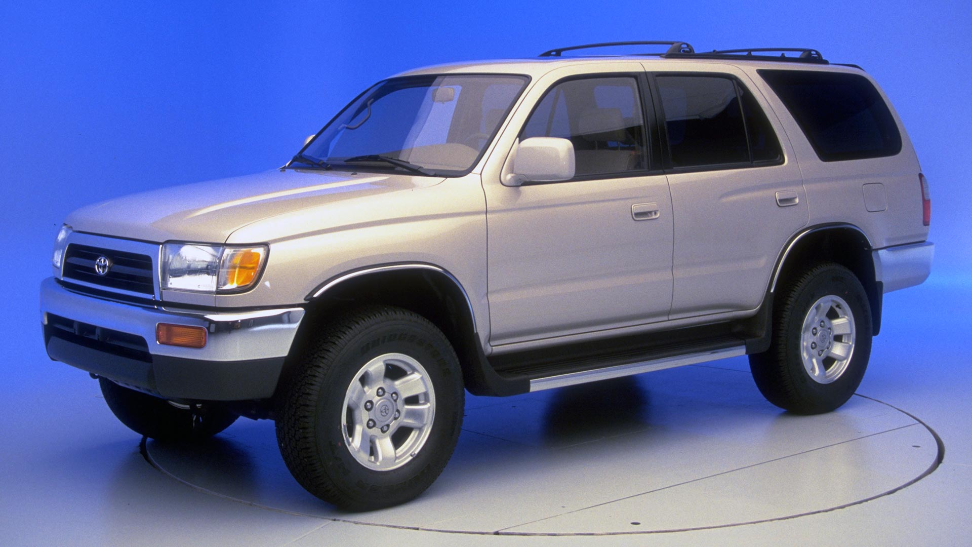 1996 Toyota 4Runner 4-door SUV