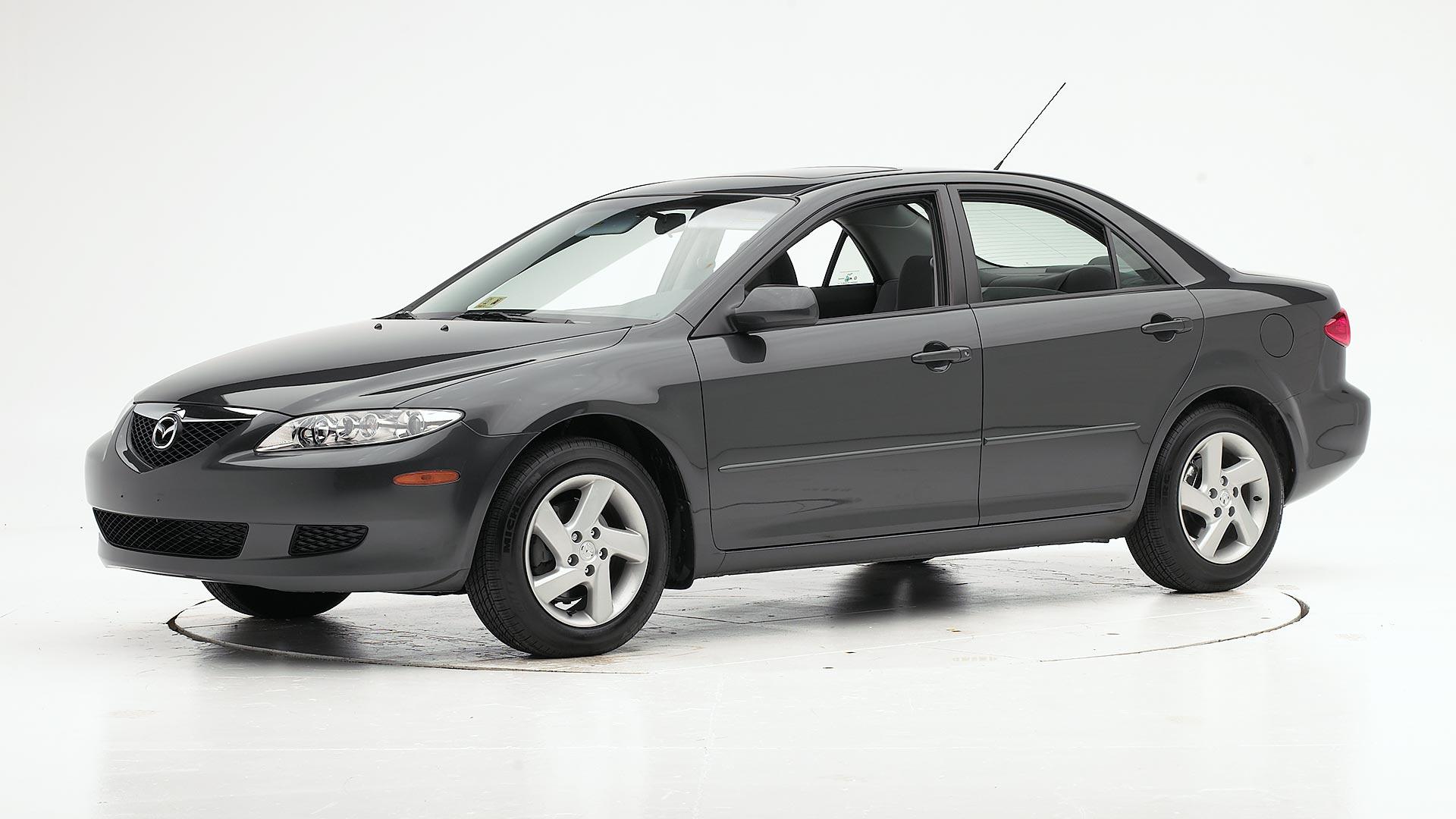 Kekurangan Mazda 6 2006 Review