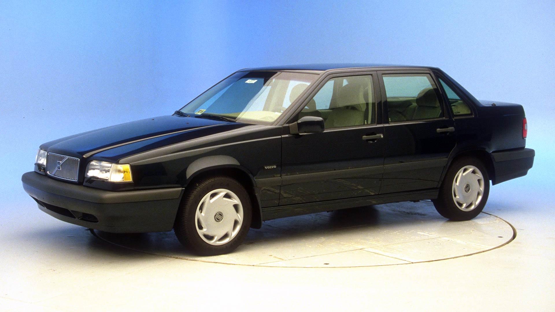 2000 Volvo 850 S70