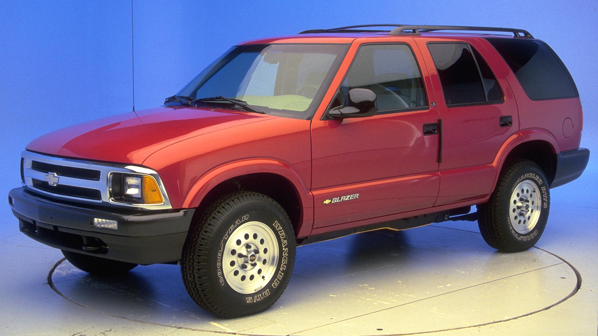 2002 Chevrolet Blazer 4-door SUV