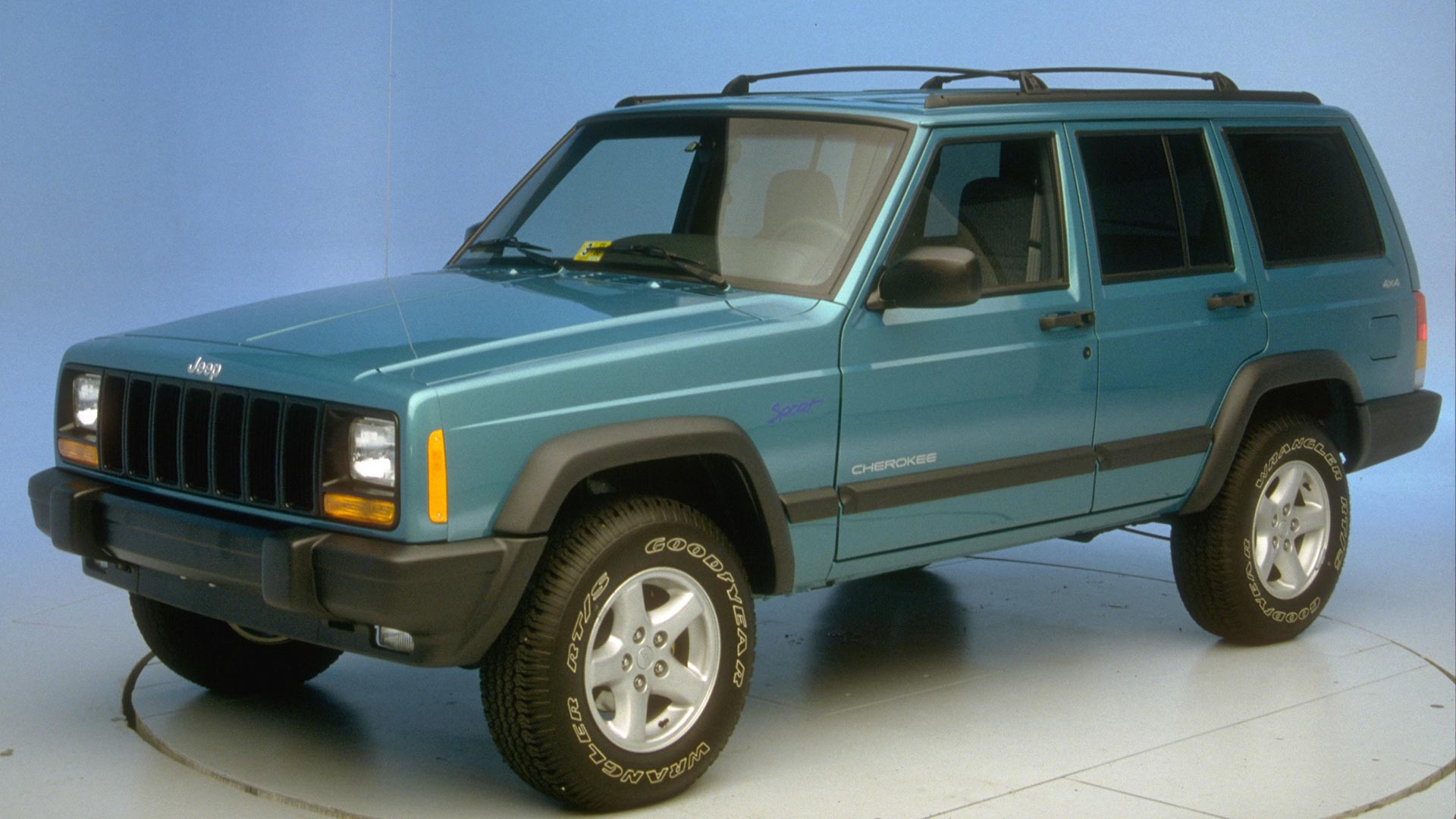 1999 Jeep Cherokee 4-door SUV