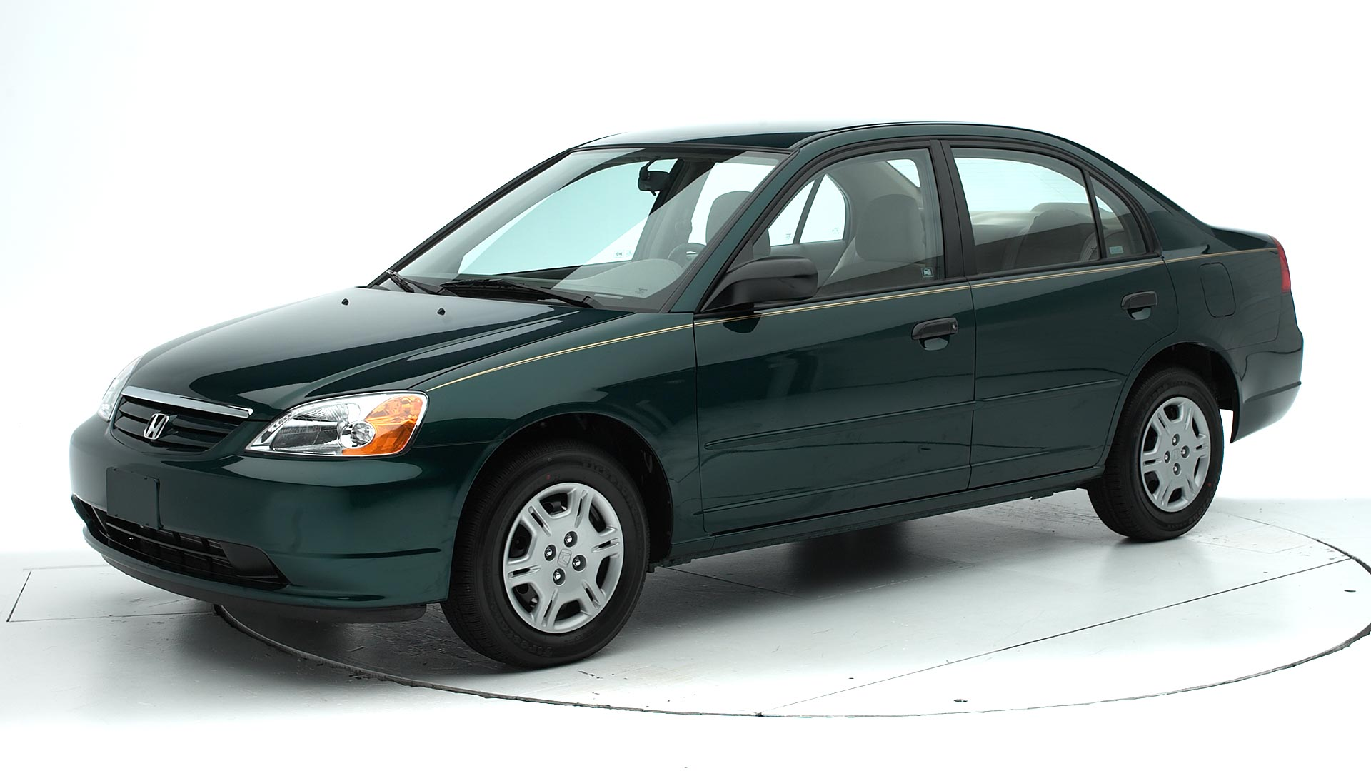 2001 Honda Civic 4-door sedan