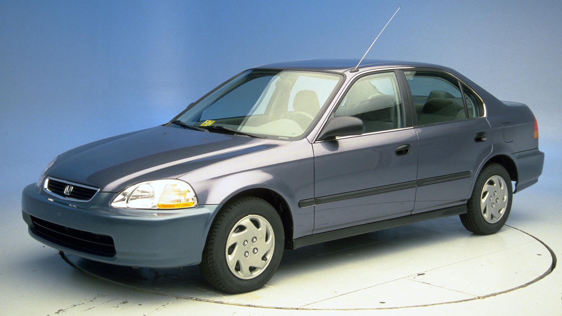 1999 Honda Civic 4-door sedan