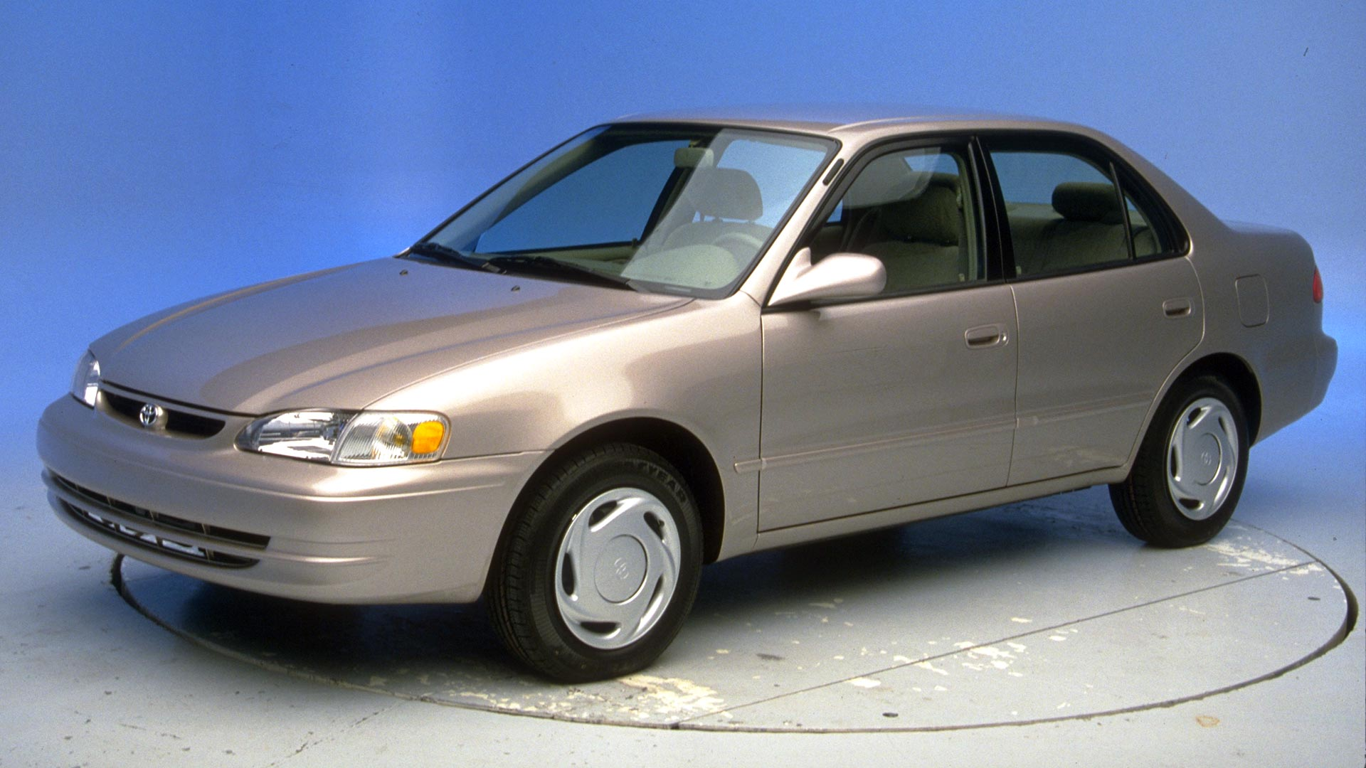 1999 Toyota Corolla 4-door sedan