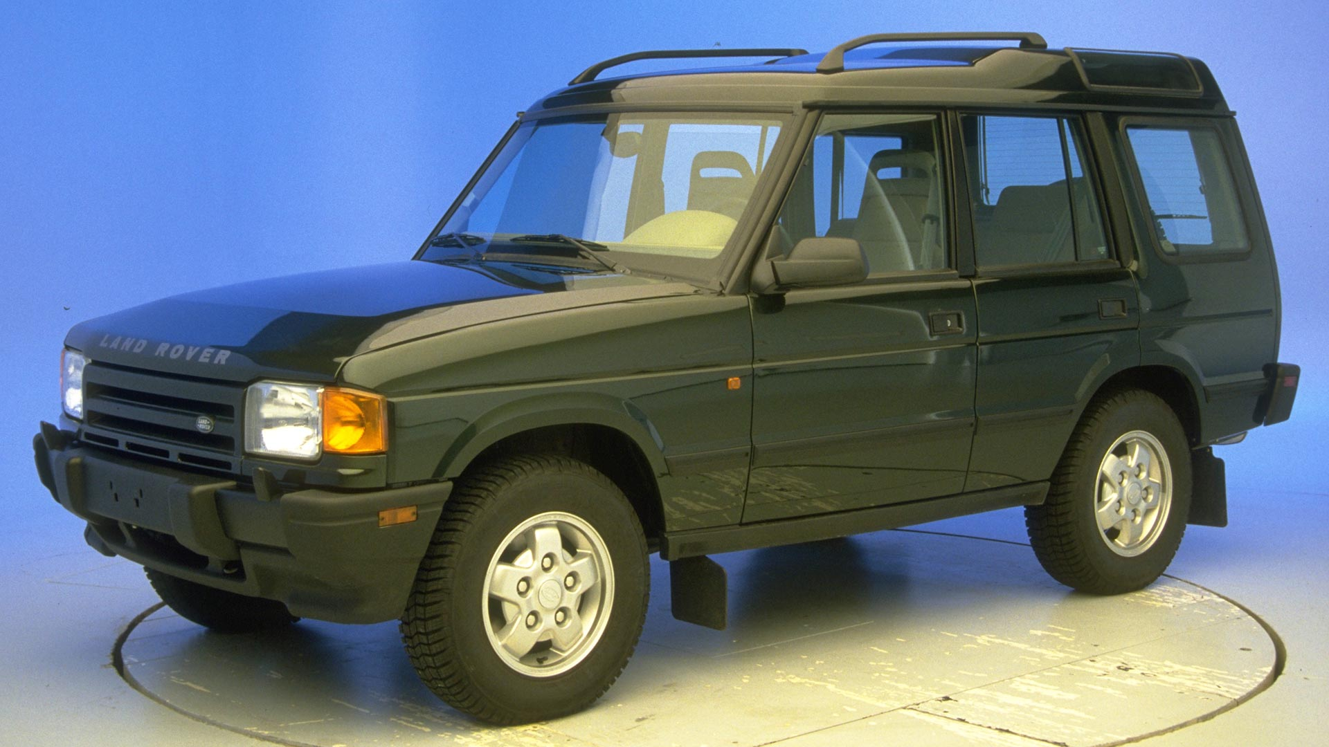 1997 Land Rover Discovery 4-door SUV