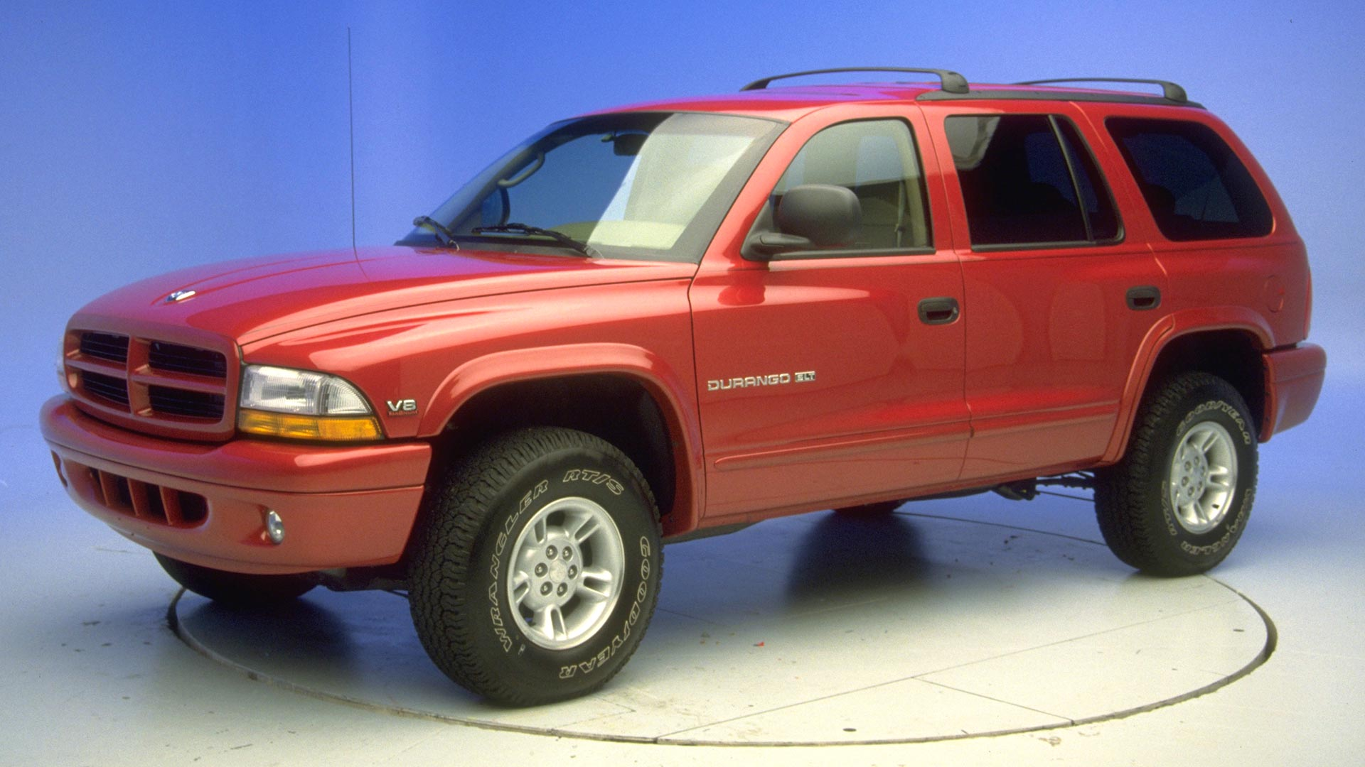 2001 Dodge Durango 4-door SUV