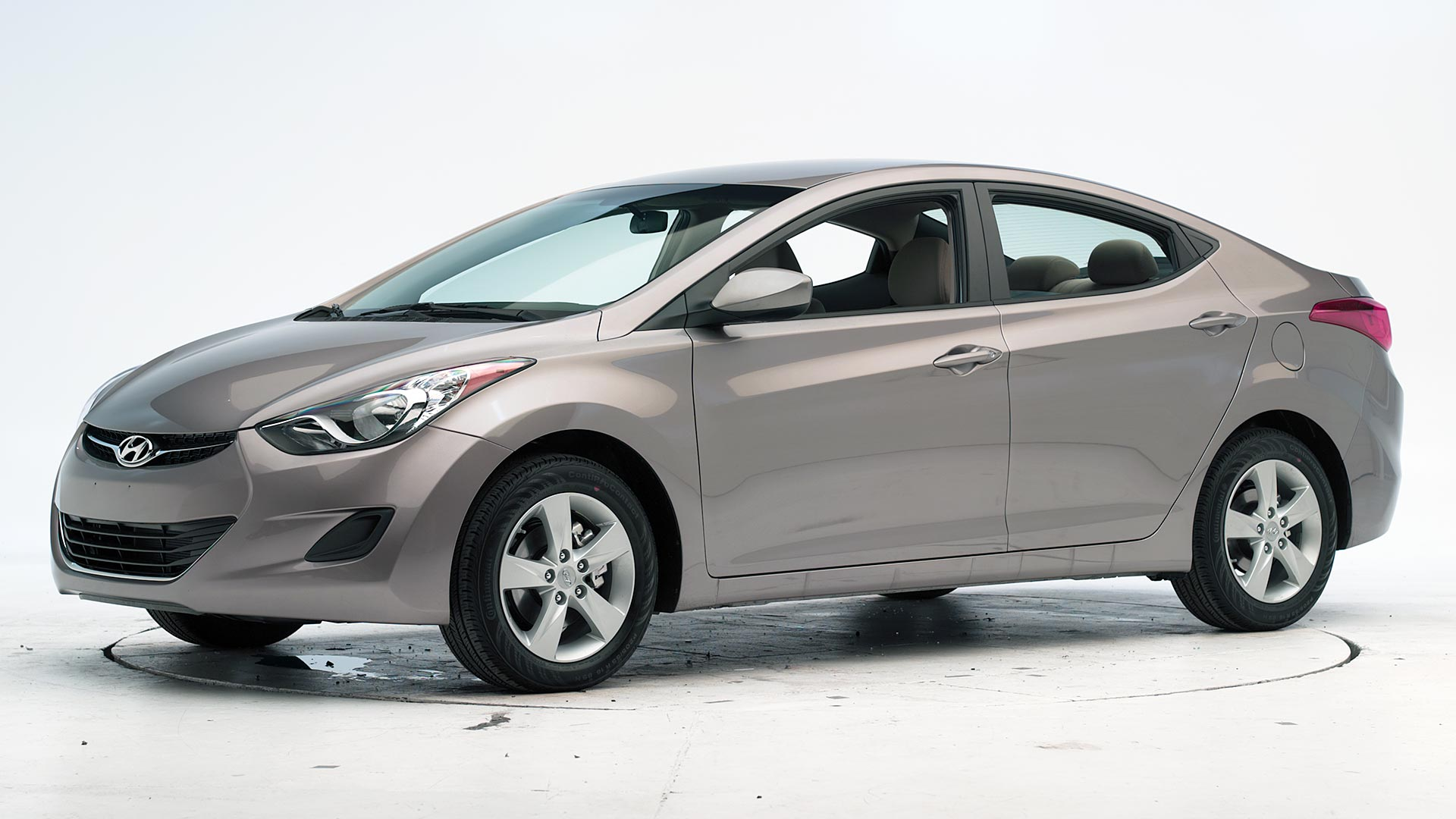 2011 Hyundai Elantra 4-door sedan