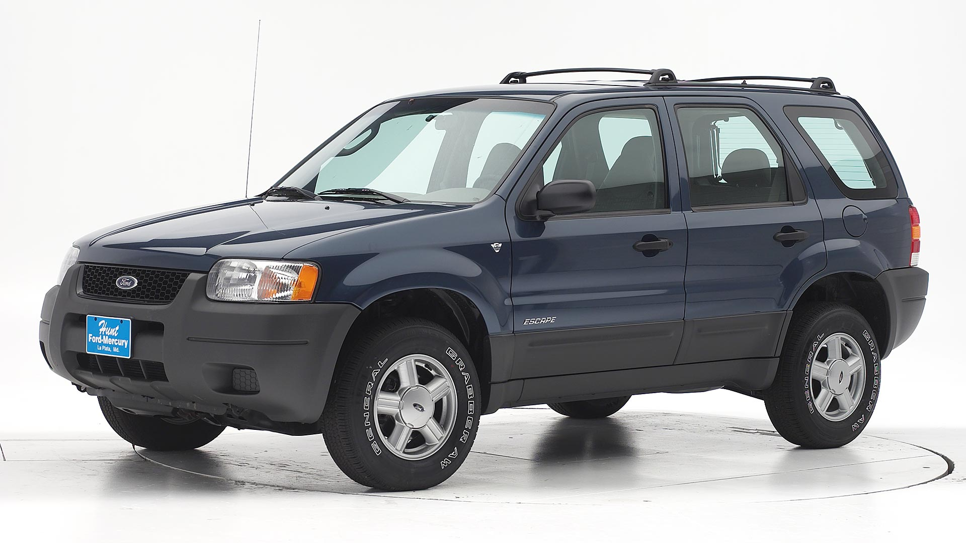 2001 Ford Escape 4-door SUV