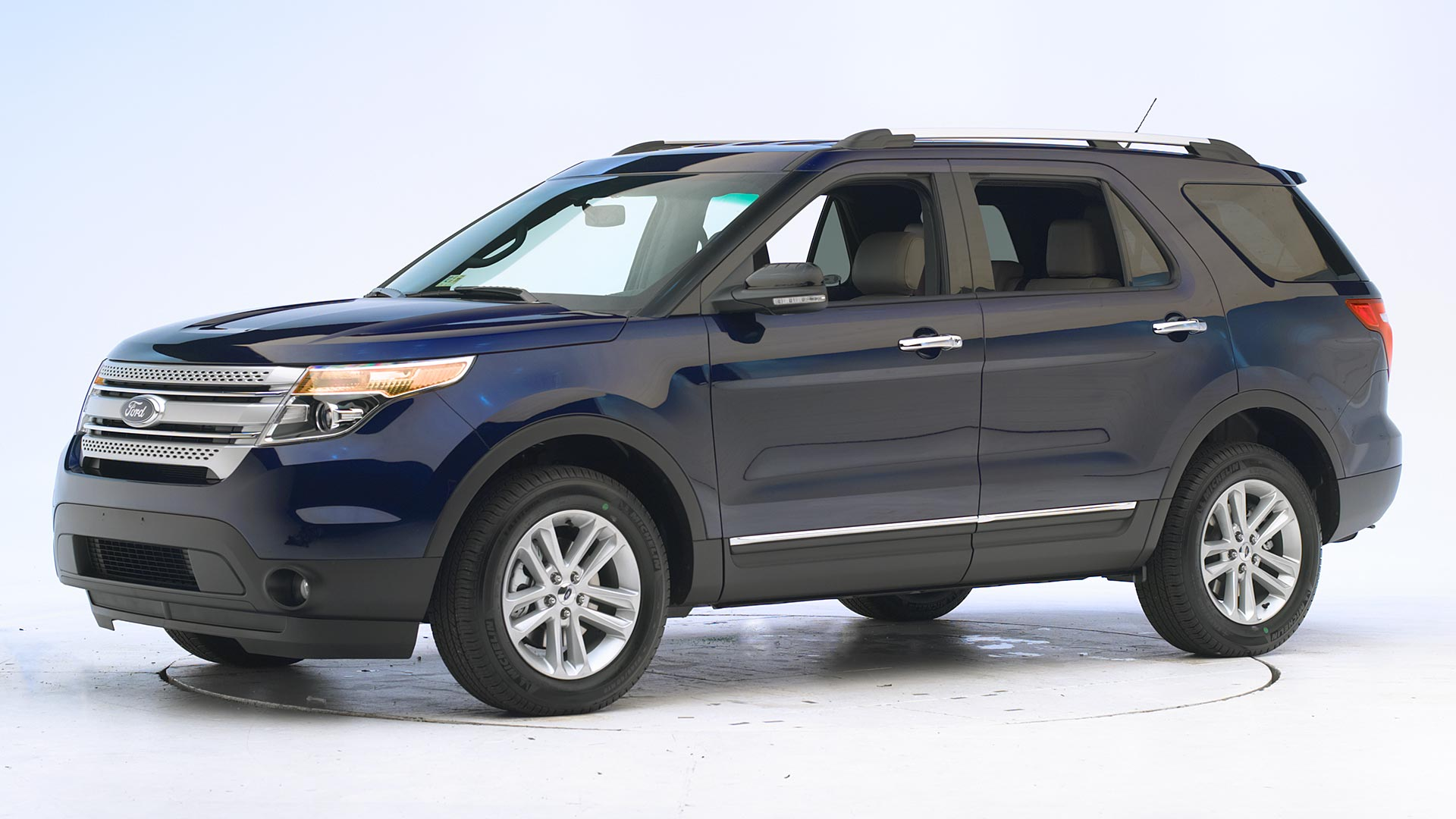 2012 Ford Explorer 4-door SUV