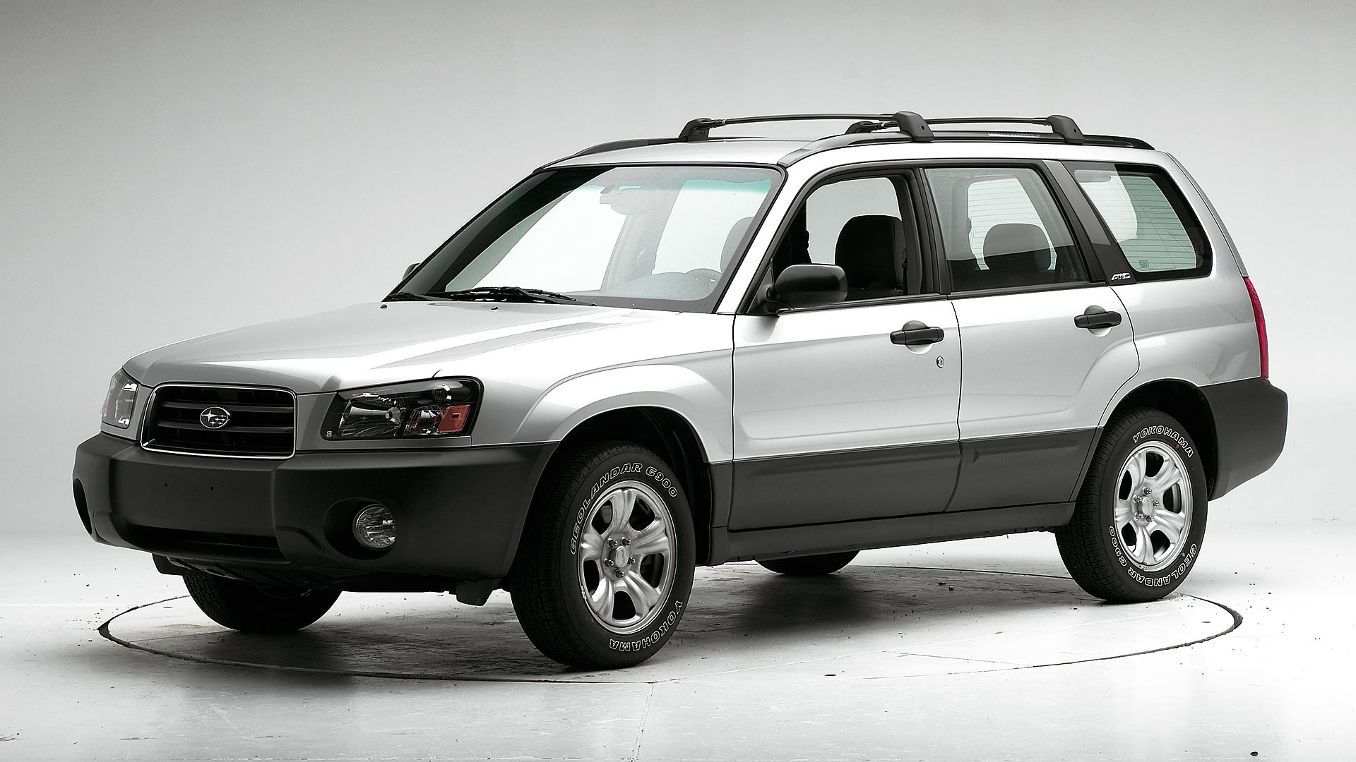 2004 Subaru Forester 4-door SUV