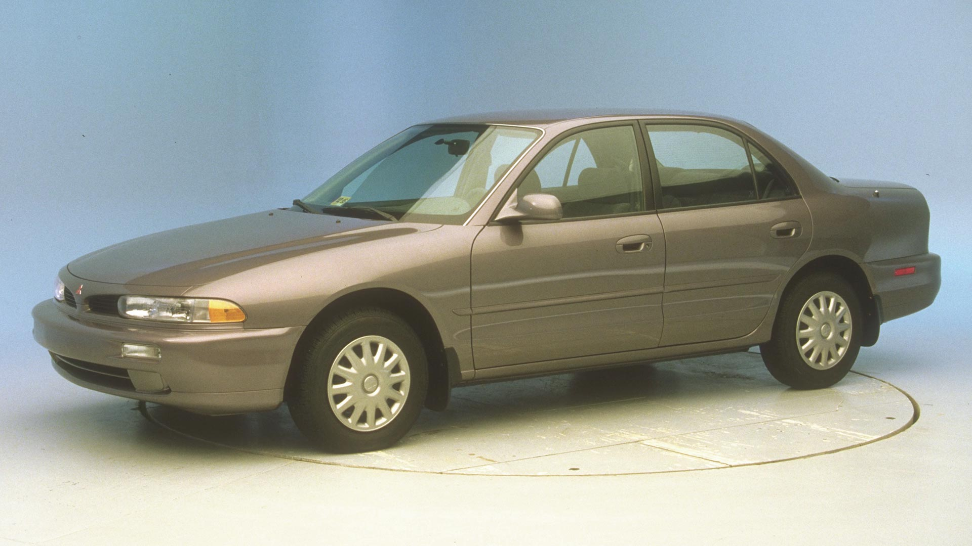 1998 Mitsubishi Galant 4-door sedan
