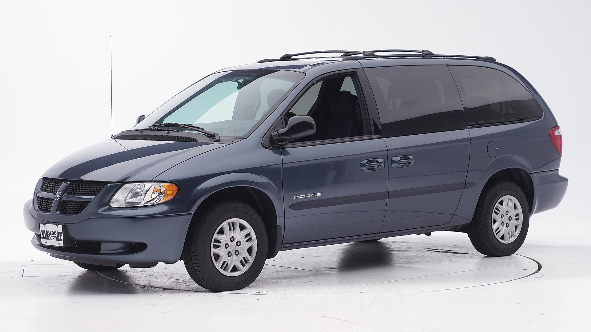 2001 Dodge Caravan Horn Wiring