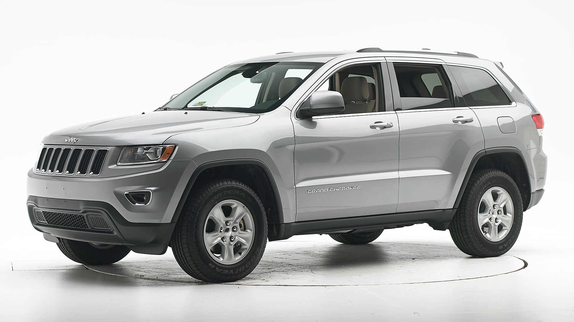 2017 Jeep Grand Cherokee 4-door SUV