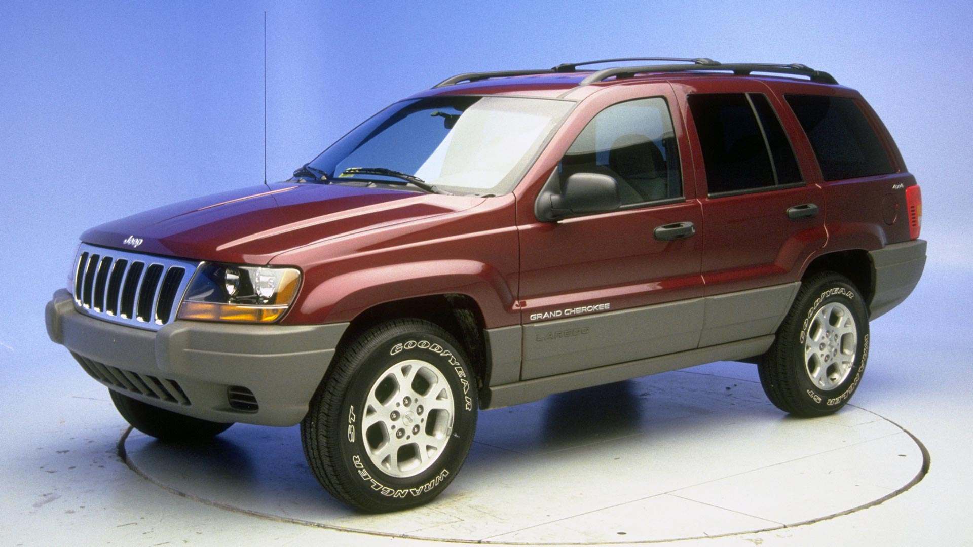 2003 Jeep Grand Cherokee 4-door SUV
