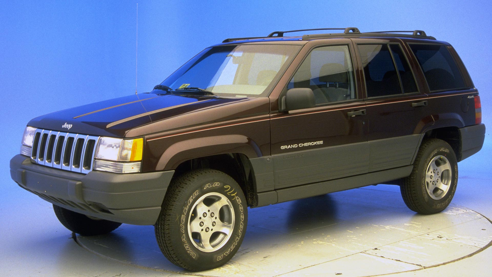 1996 Jeep Grand Cherokee 4-door SUV