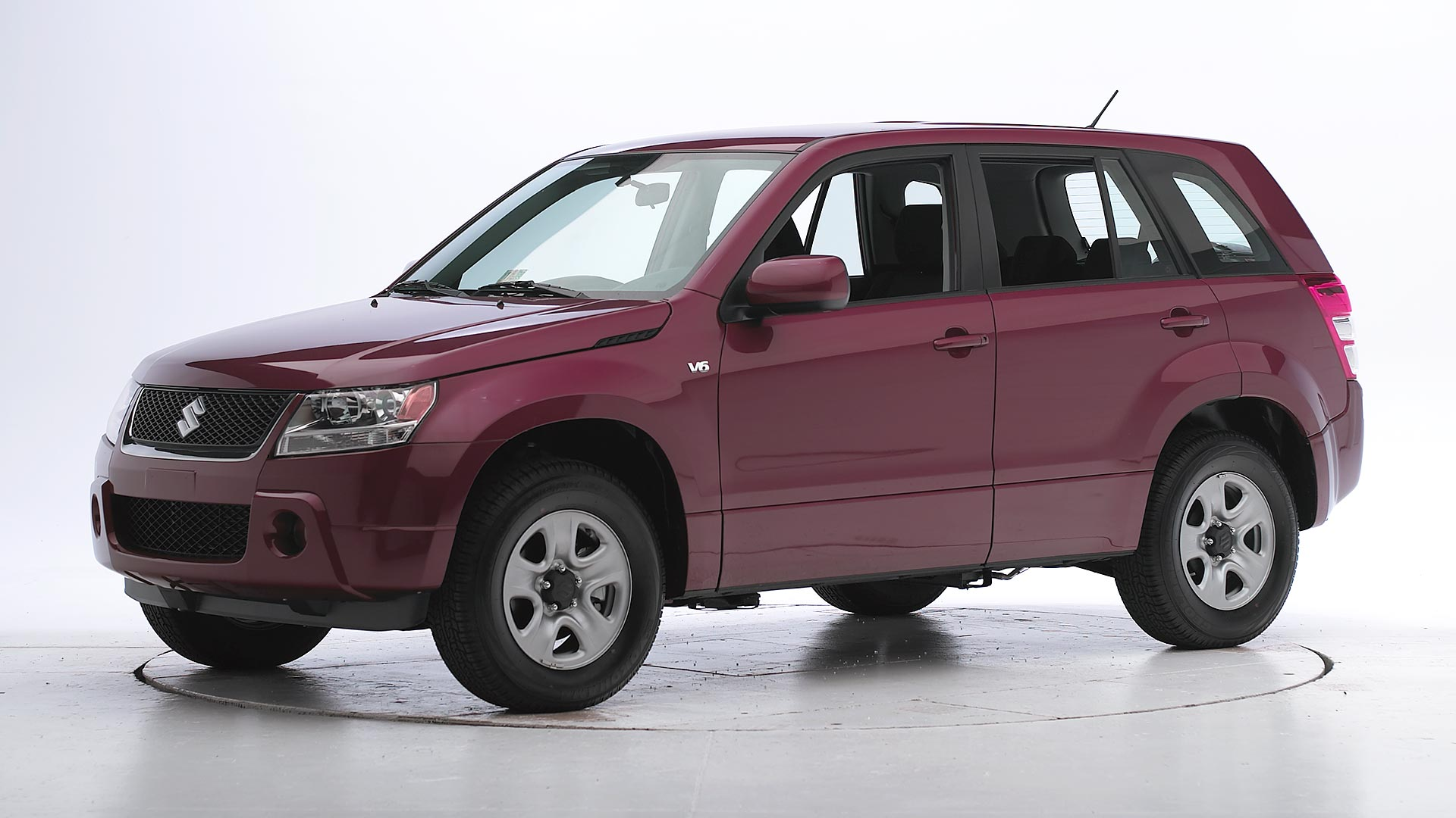 2008 Suzuki Grand Vitara 4-door SUV