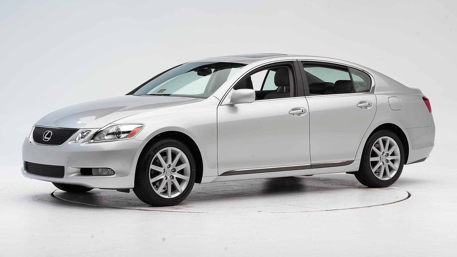 2007 Lexus GS 4-door sedan