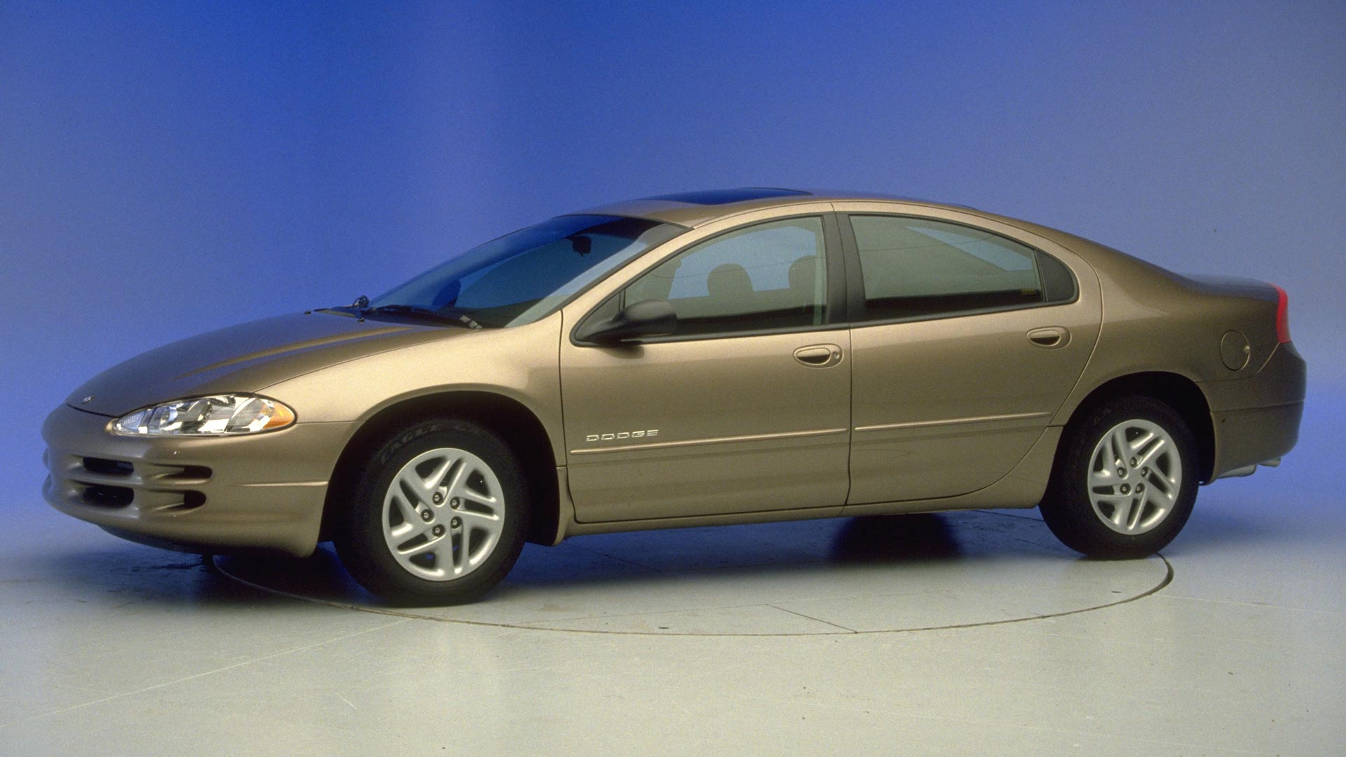 2000 Dodge Intrepid 4-door sedan