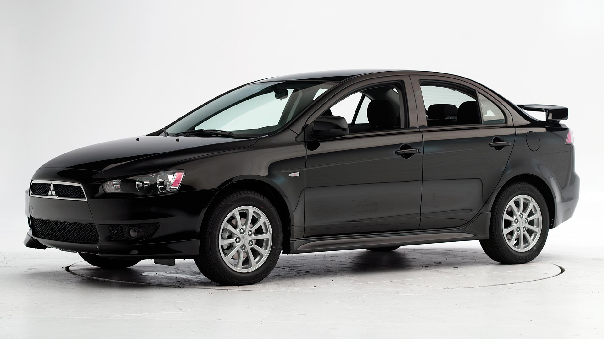 2010 Mitsubishi Lancer 4-door sedan