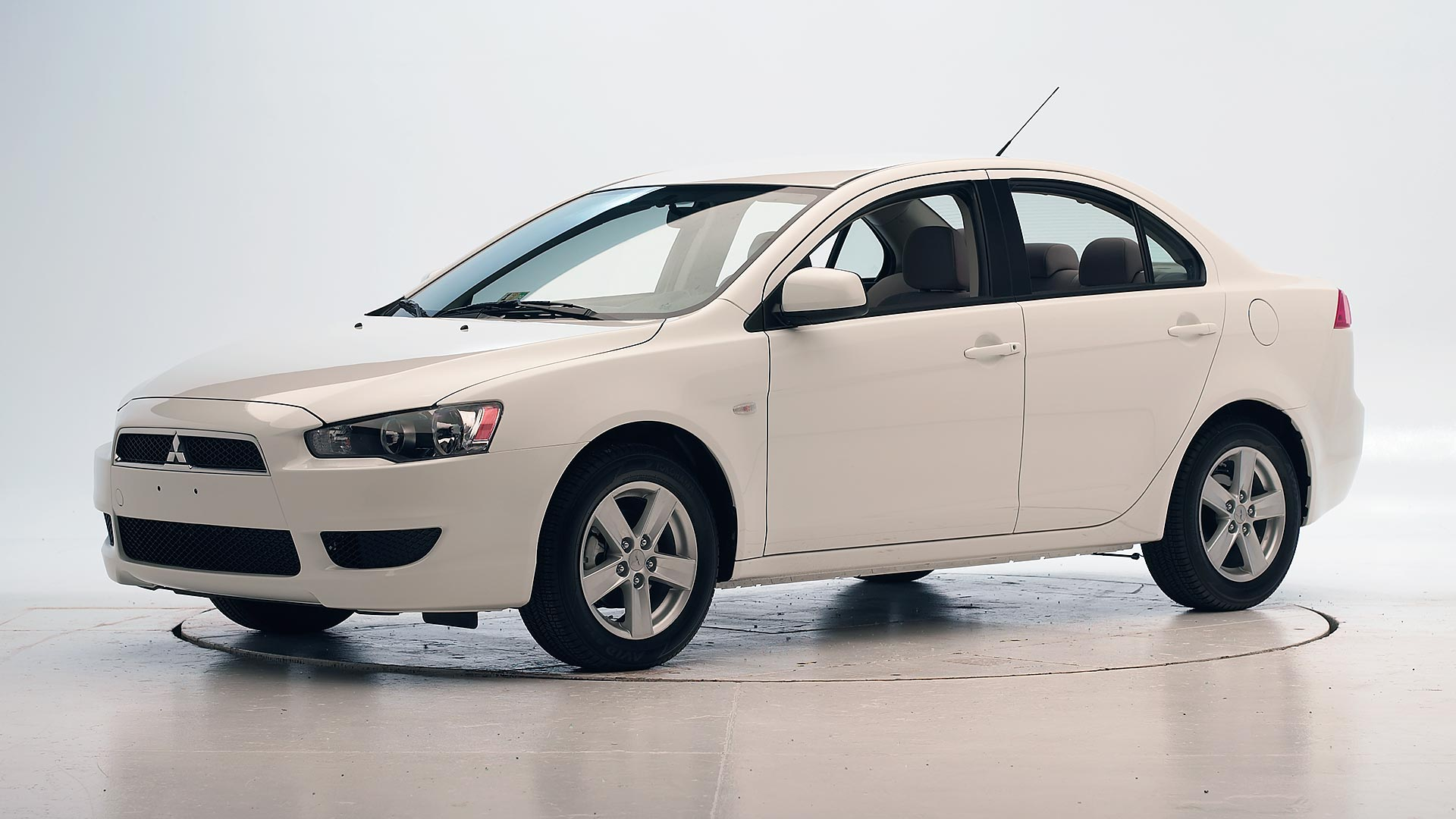 2008 Mitsubishi Lancer 4-door sedan