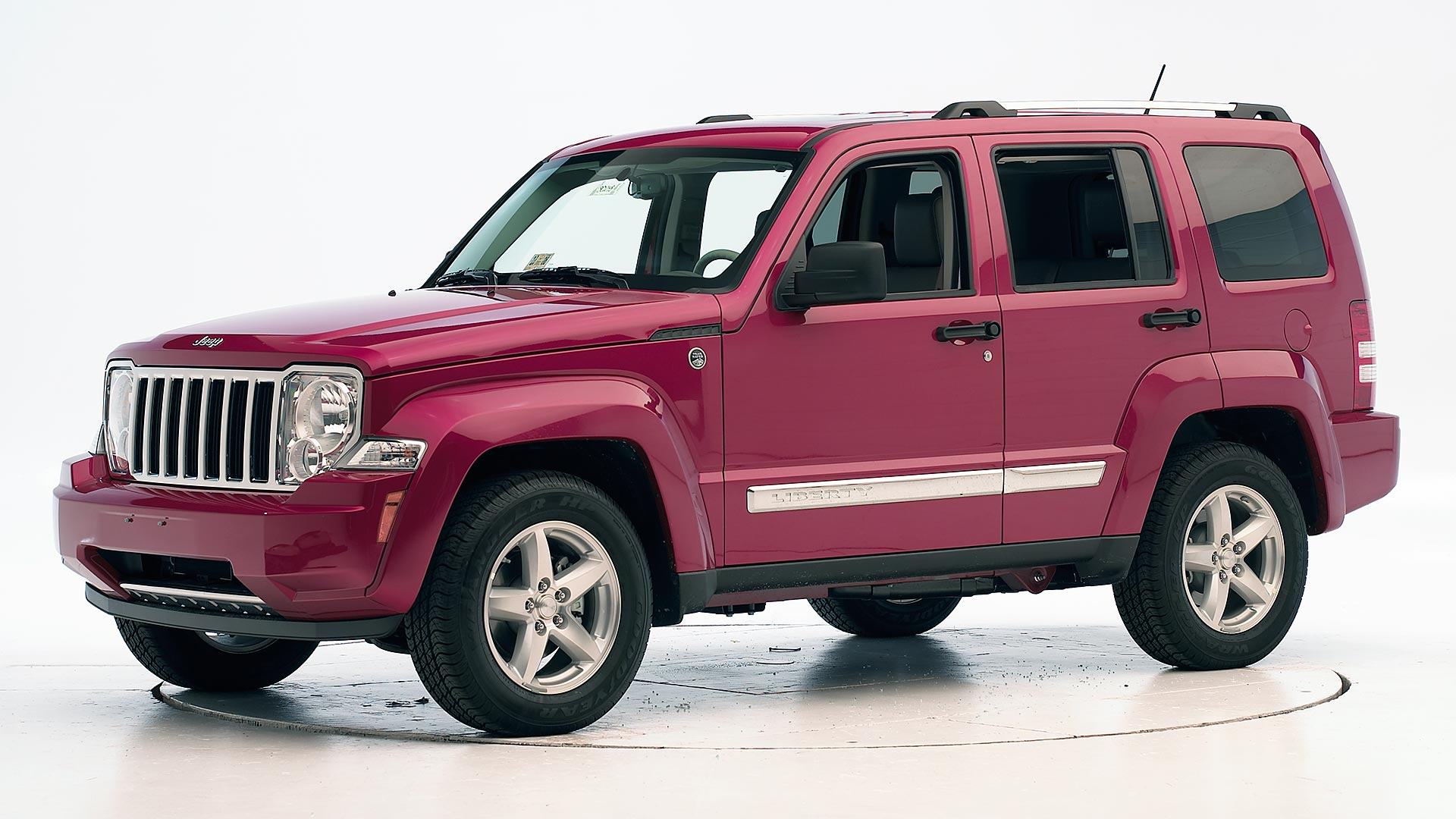 2012 Jeep Liberty 4-door SUV