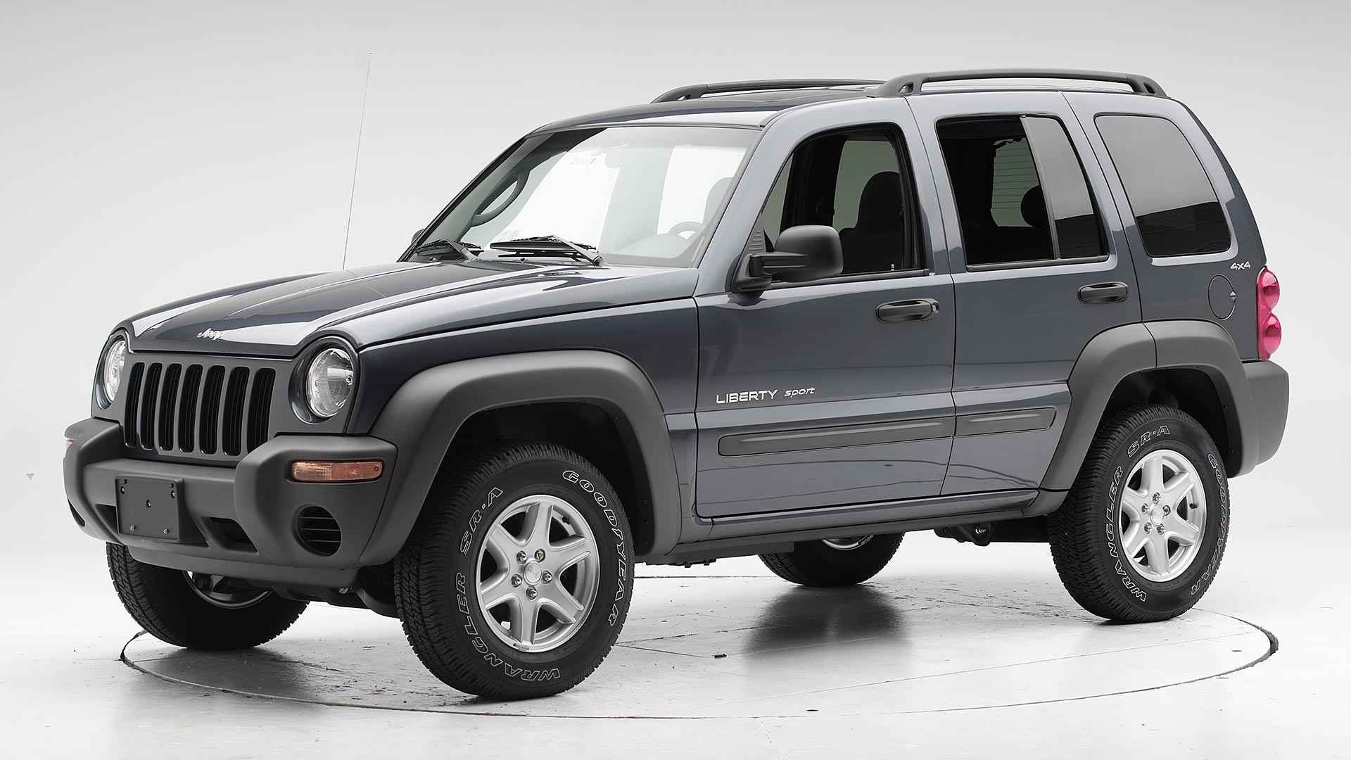 2004 Jeep Liberty 4-door SUV