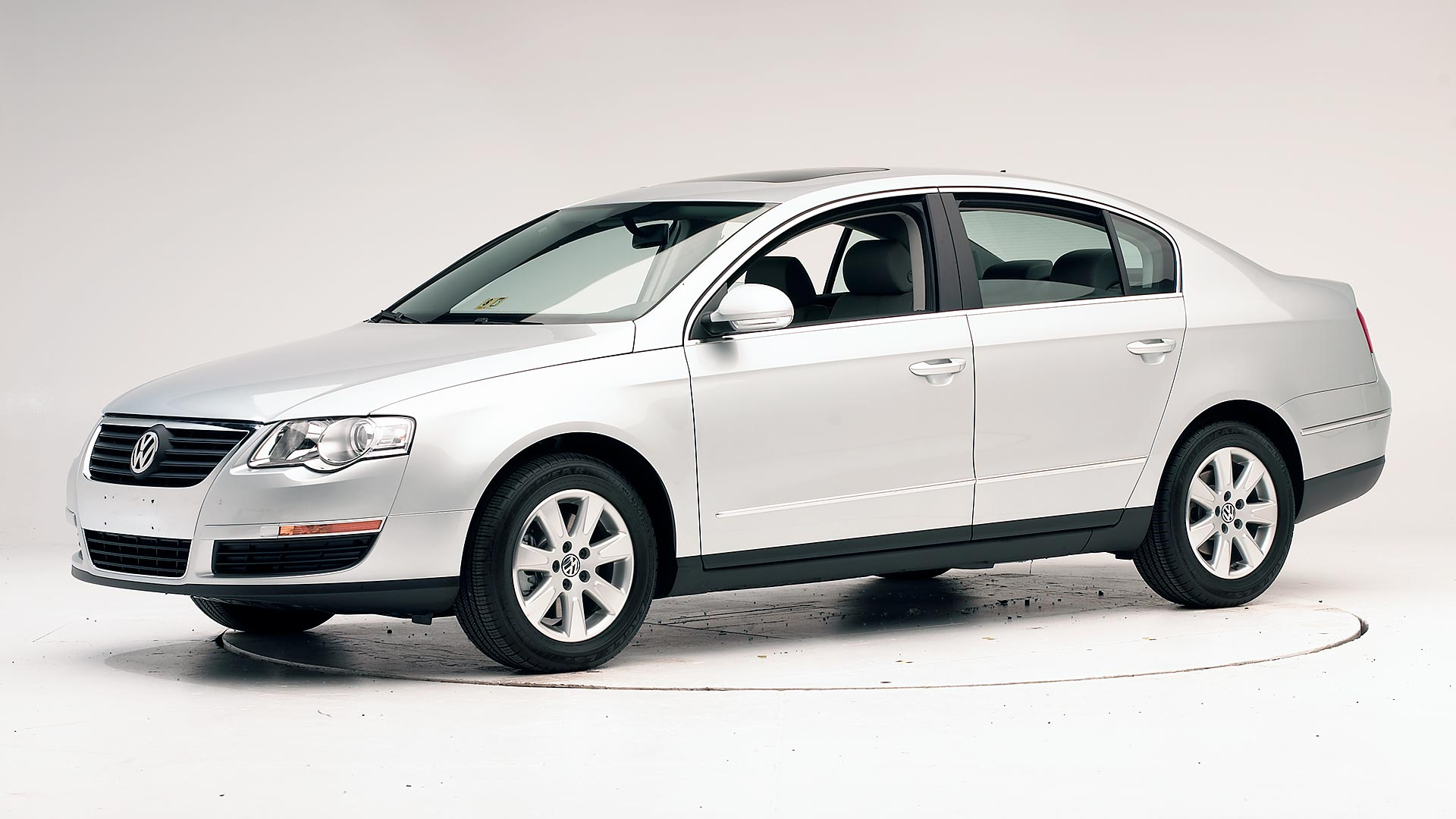 2006 Volkswagen Passat 4-door sedan