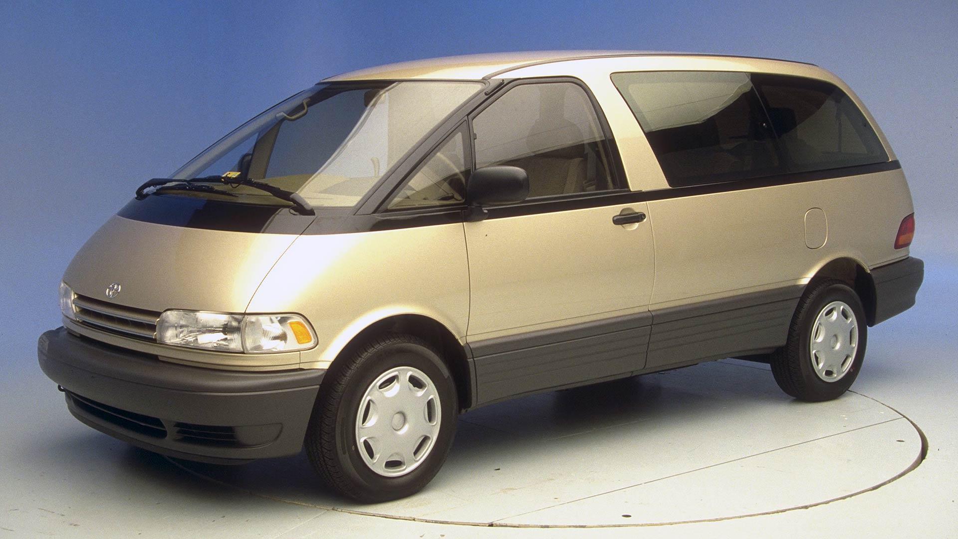 2005 Toyota Rav4 For Sale >> 1997 Toyota Previa