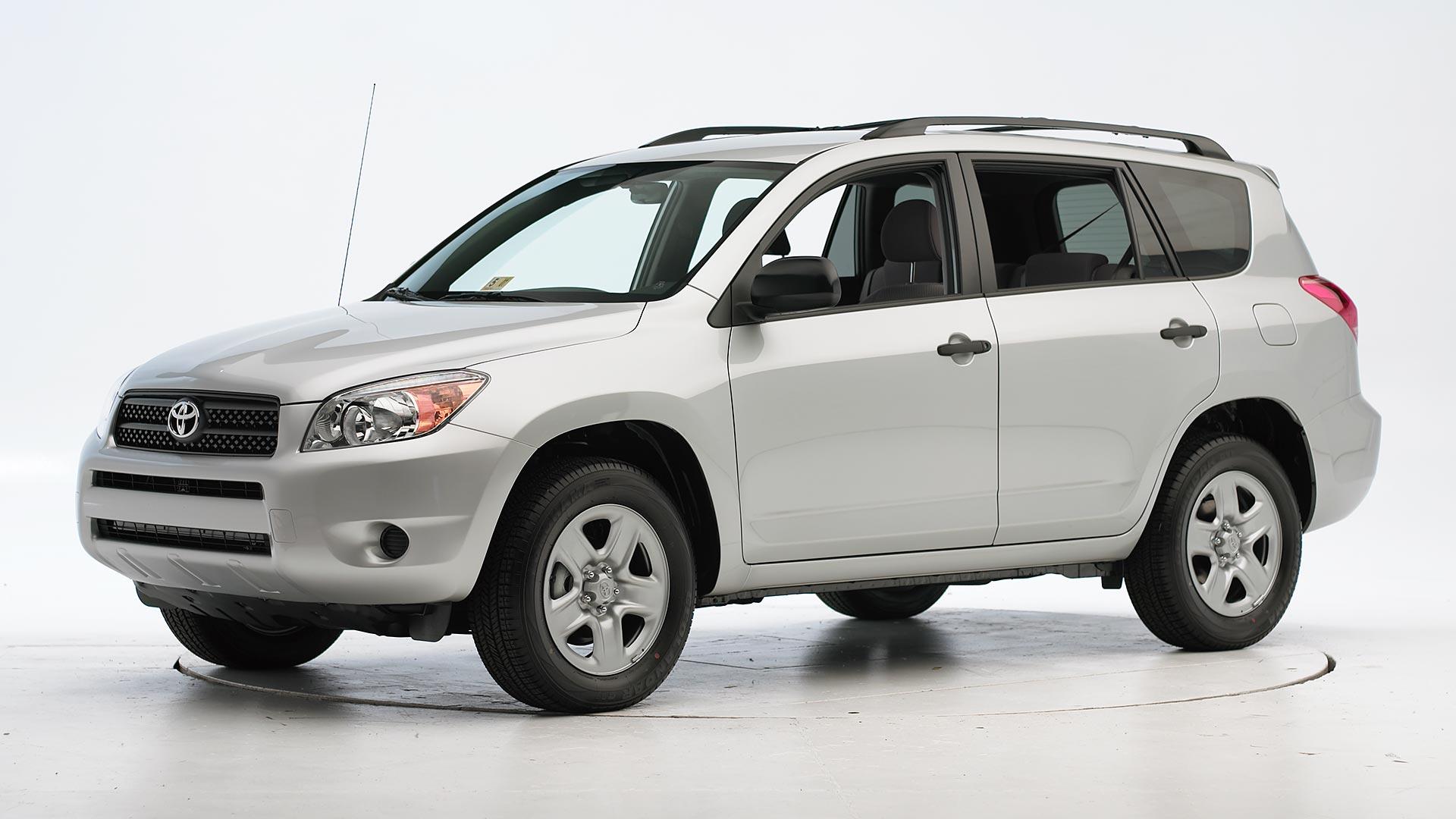 Kelebihan Toyota 2007 Tangguh