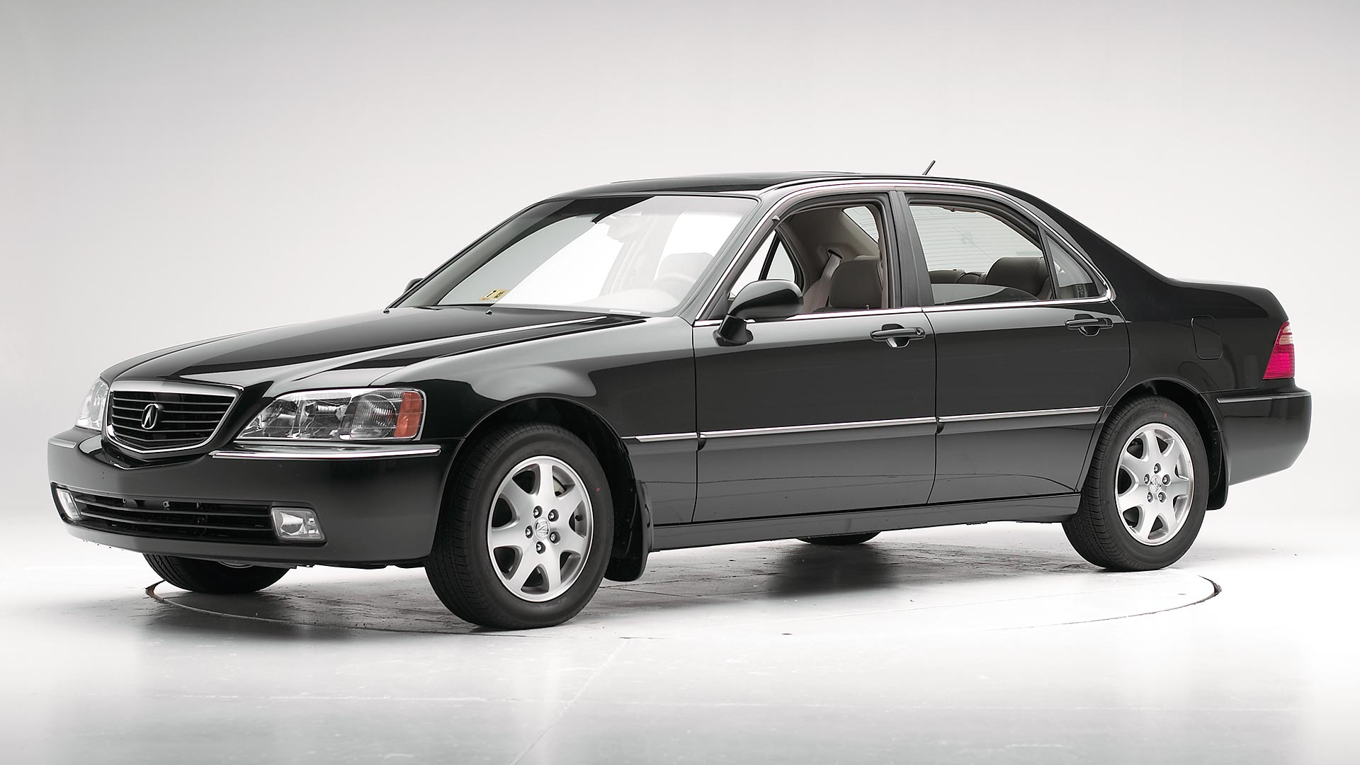 2002 Acura RL 4-door sedan