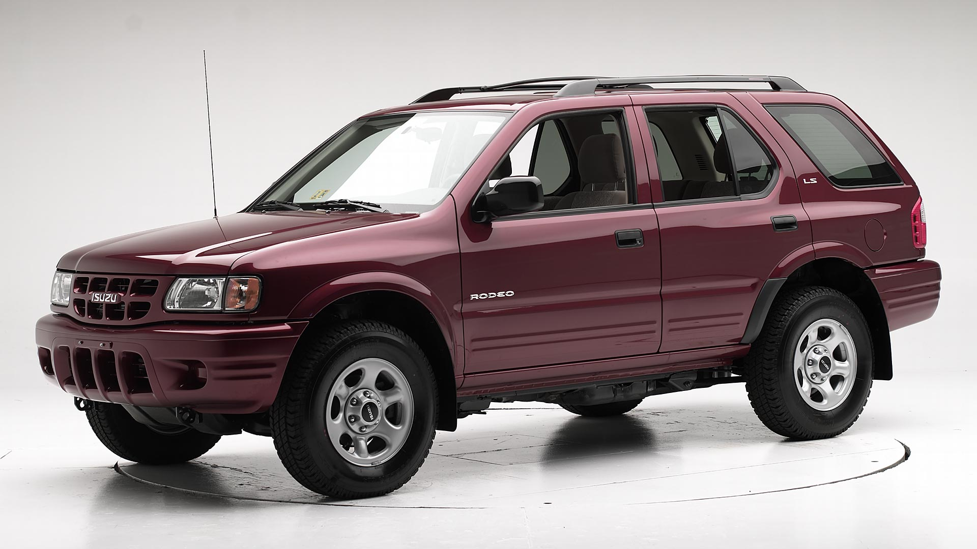 2002 Isuzu Rodeo 4-door SUV