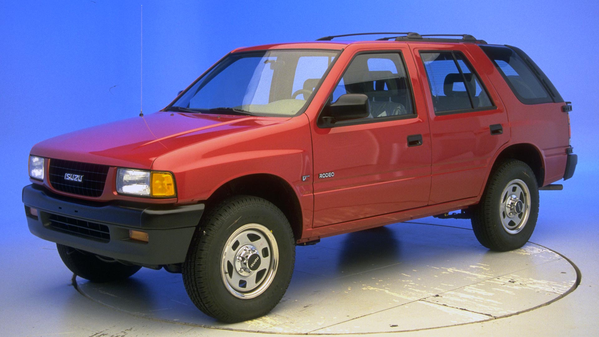 1996 Isuzu Rodeo 4-door SUV