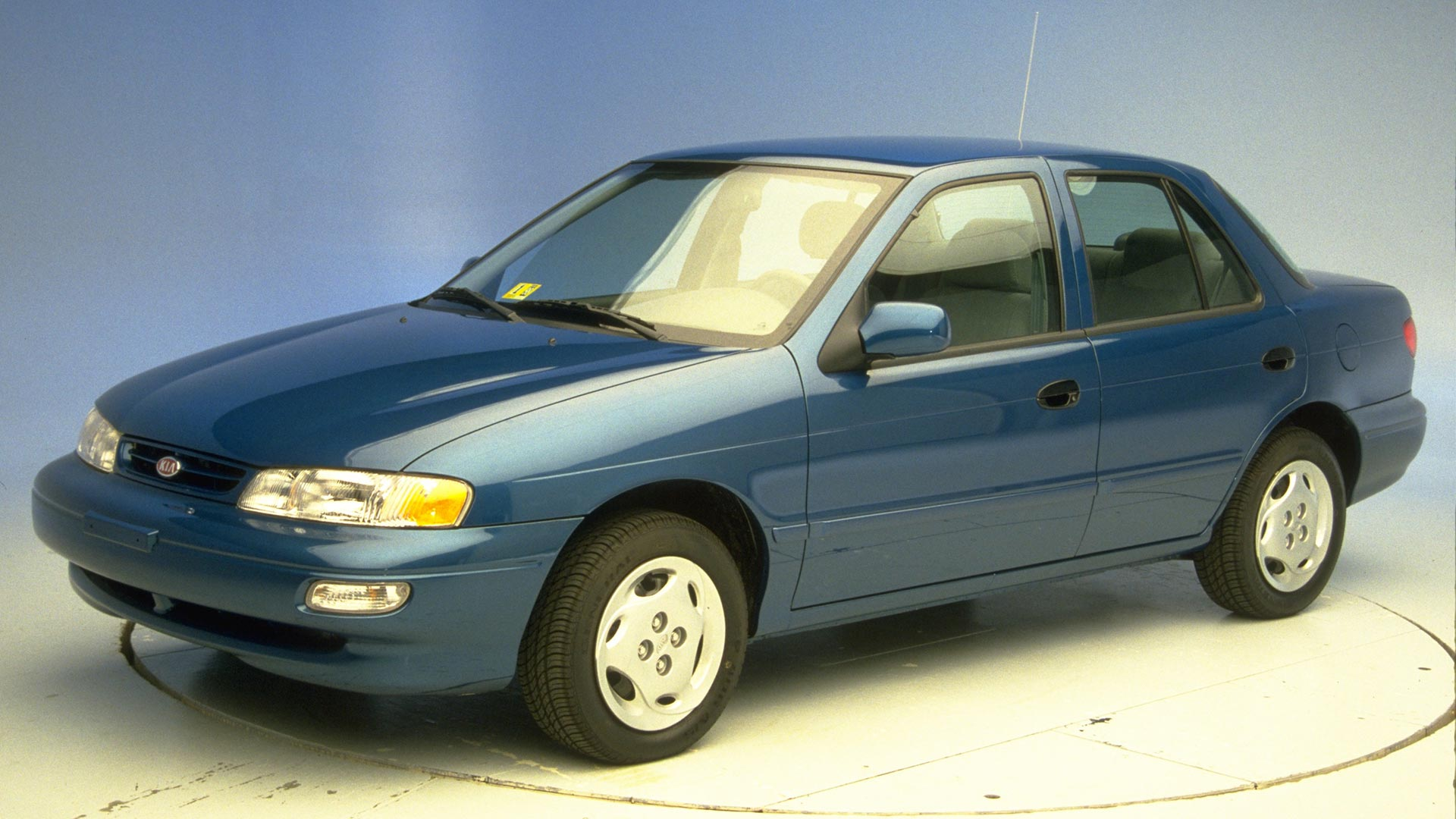 1997 Kia Sephia 4-door sedan