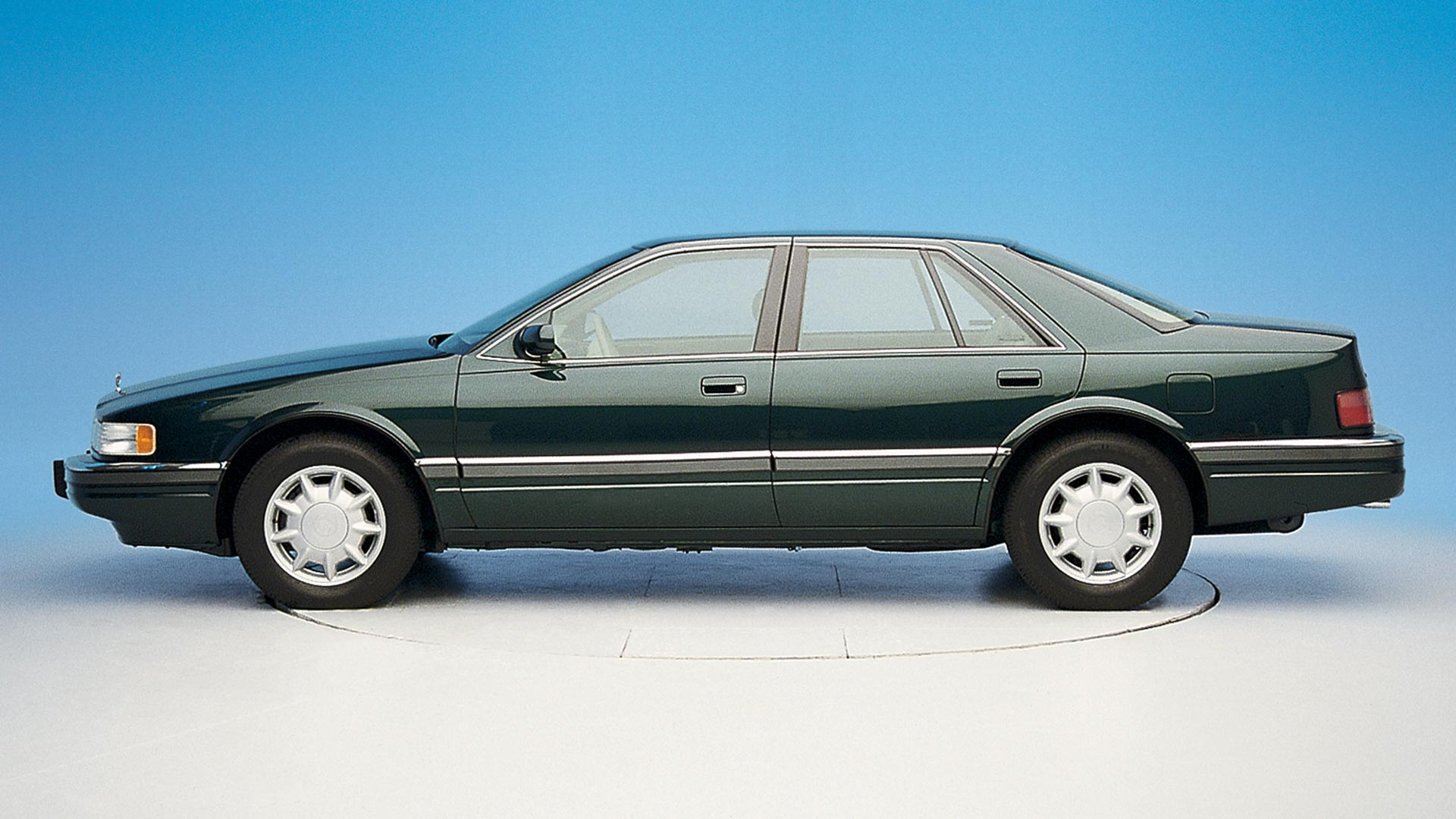 1997 Cadillac Seville 4-door sedan