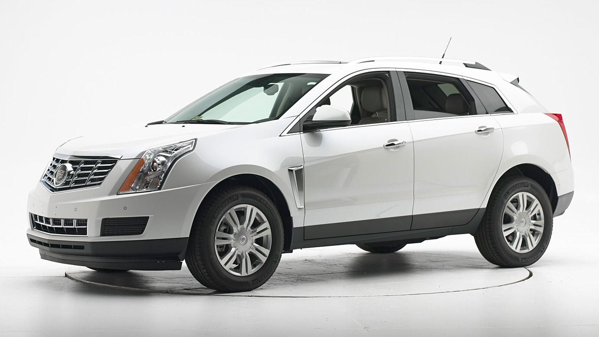 2016 Cadillac Suv >> 2016 Cadillac Srx