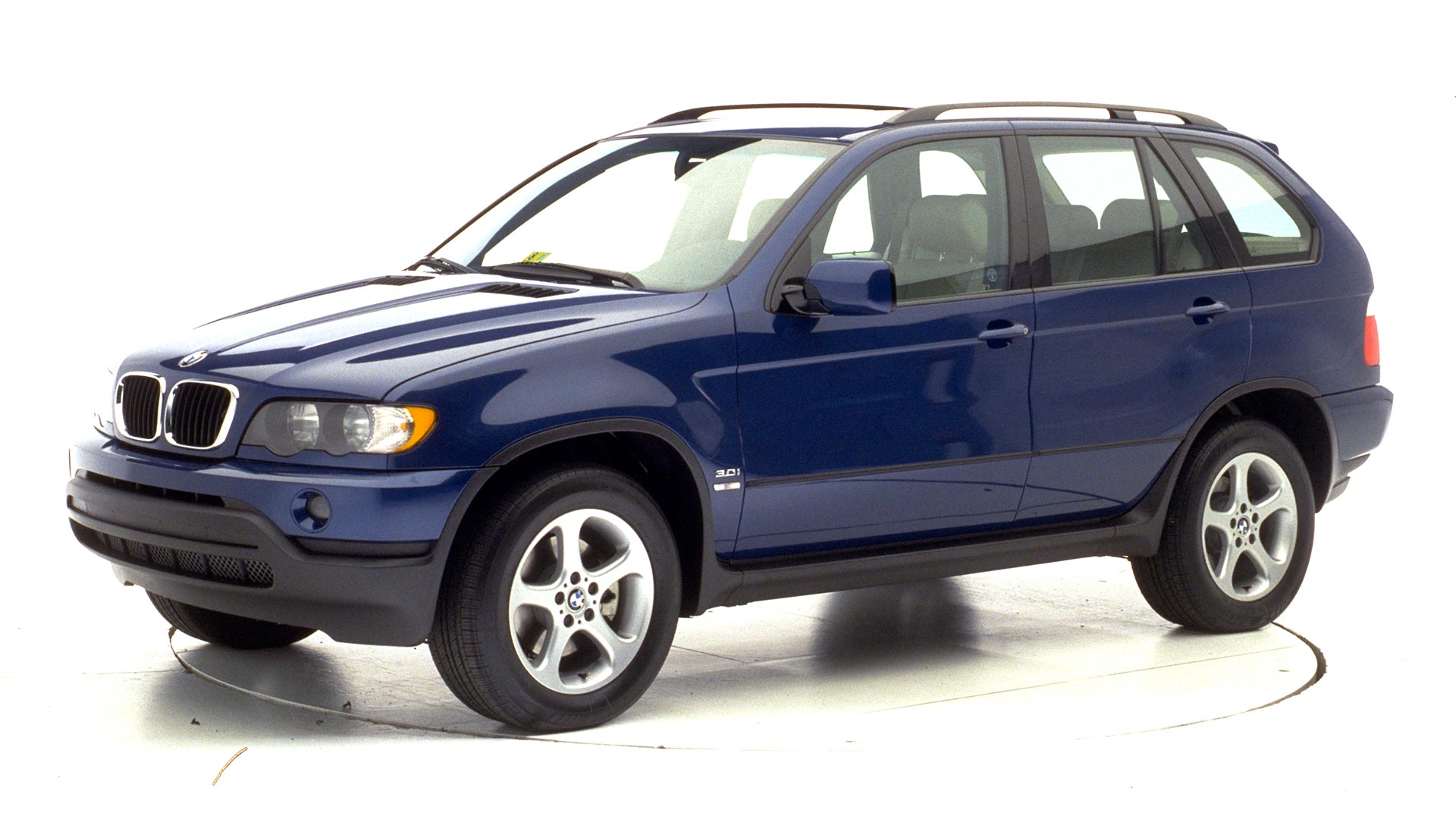 2002 BMW X5 4-door SUV
