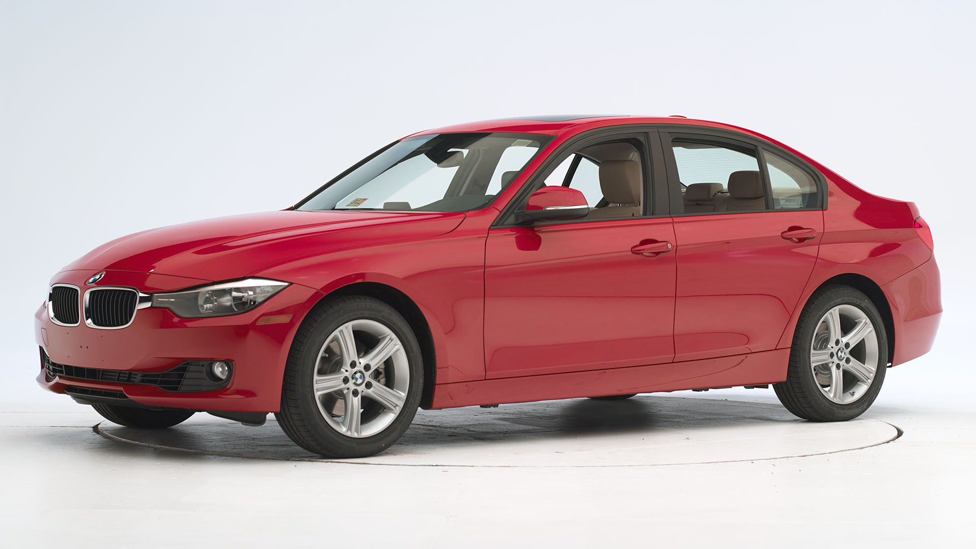2012 BMW 3 series 4-door sedan