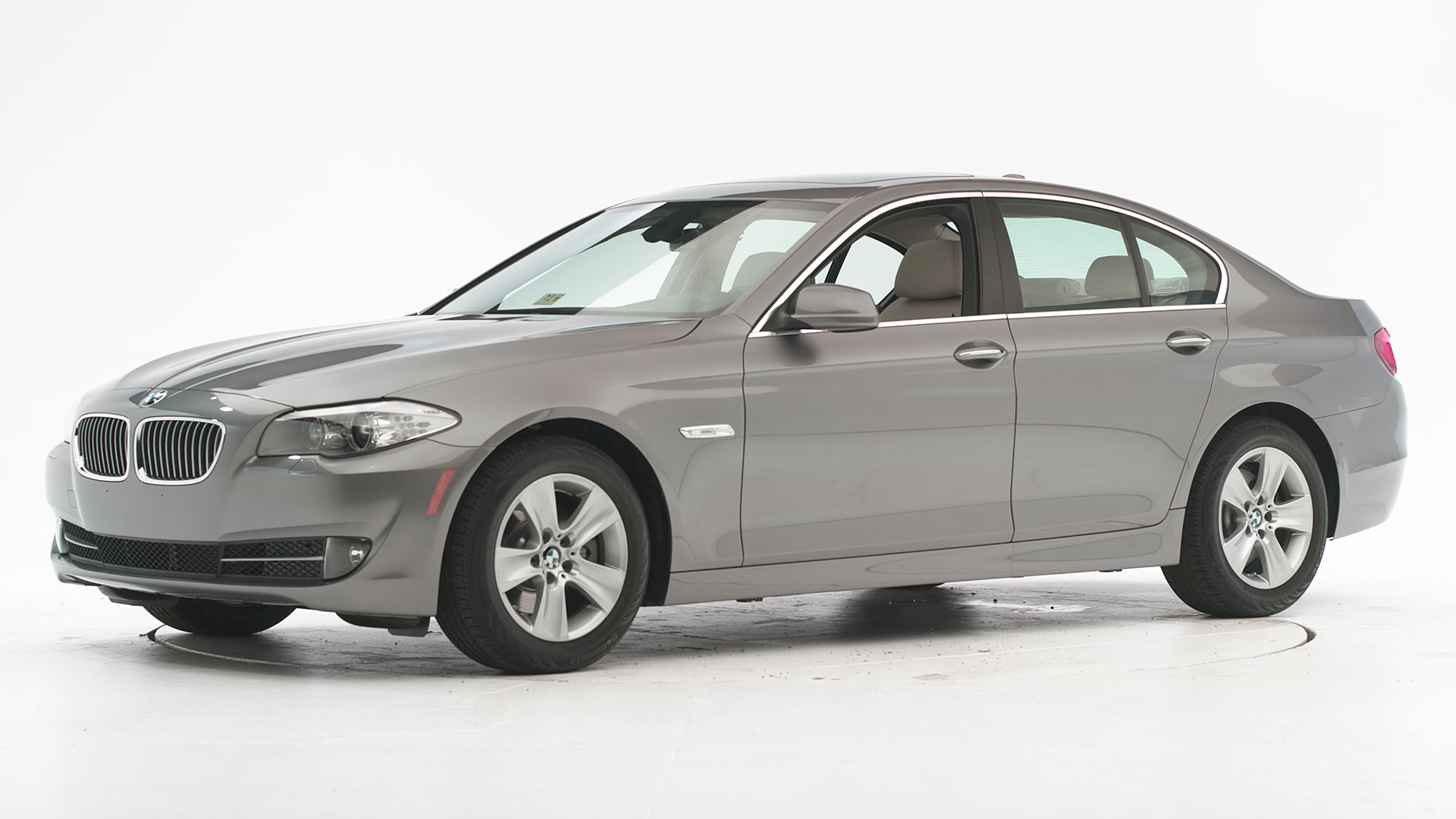 2011 BMW 5 series 4-door sedan