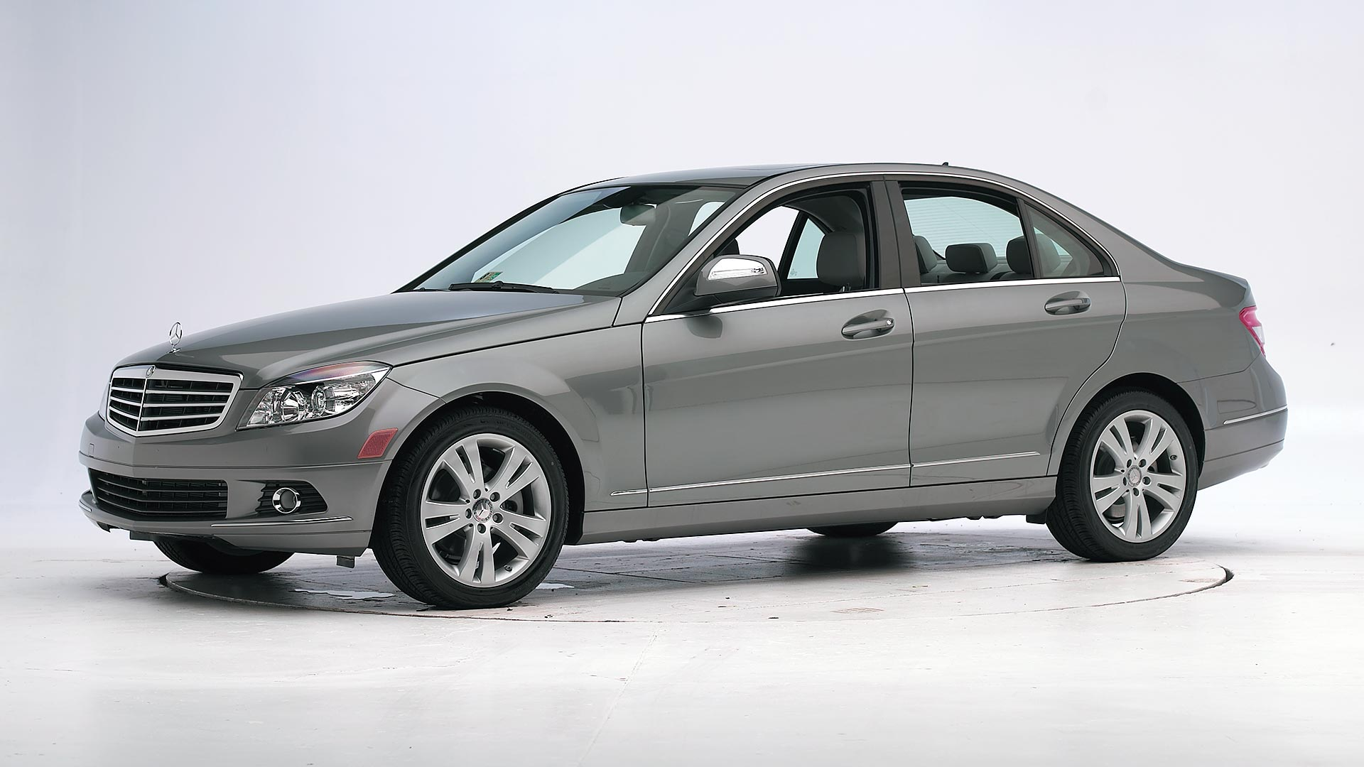 2009 Mercedes-Benz C-Class 4-door sedan