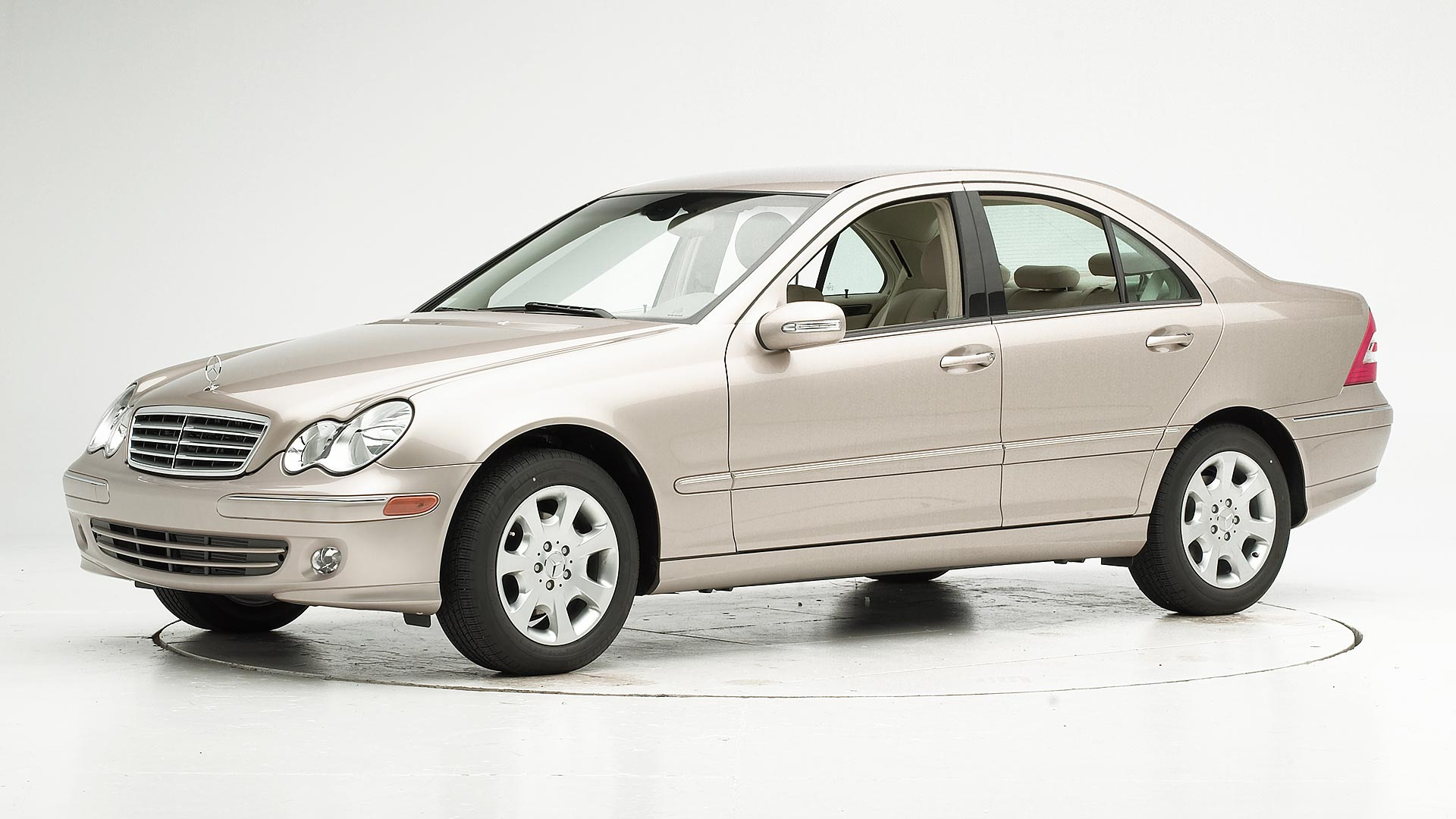 2006 Mercedes-Benz C-Class 4-door sedan