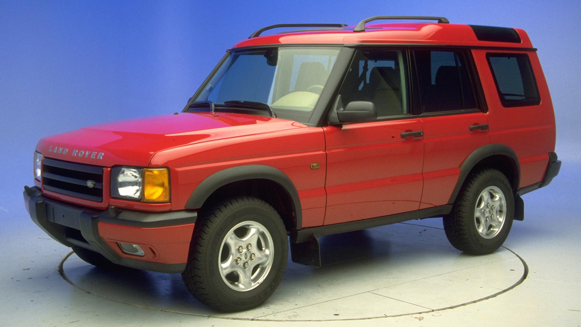 2000 Land Rover Discovery Series II 4-door SUV