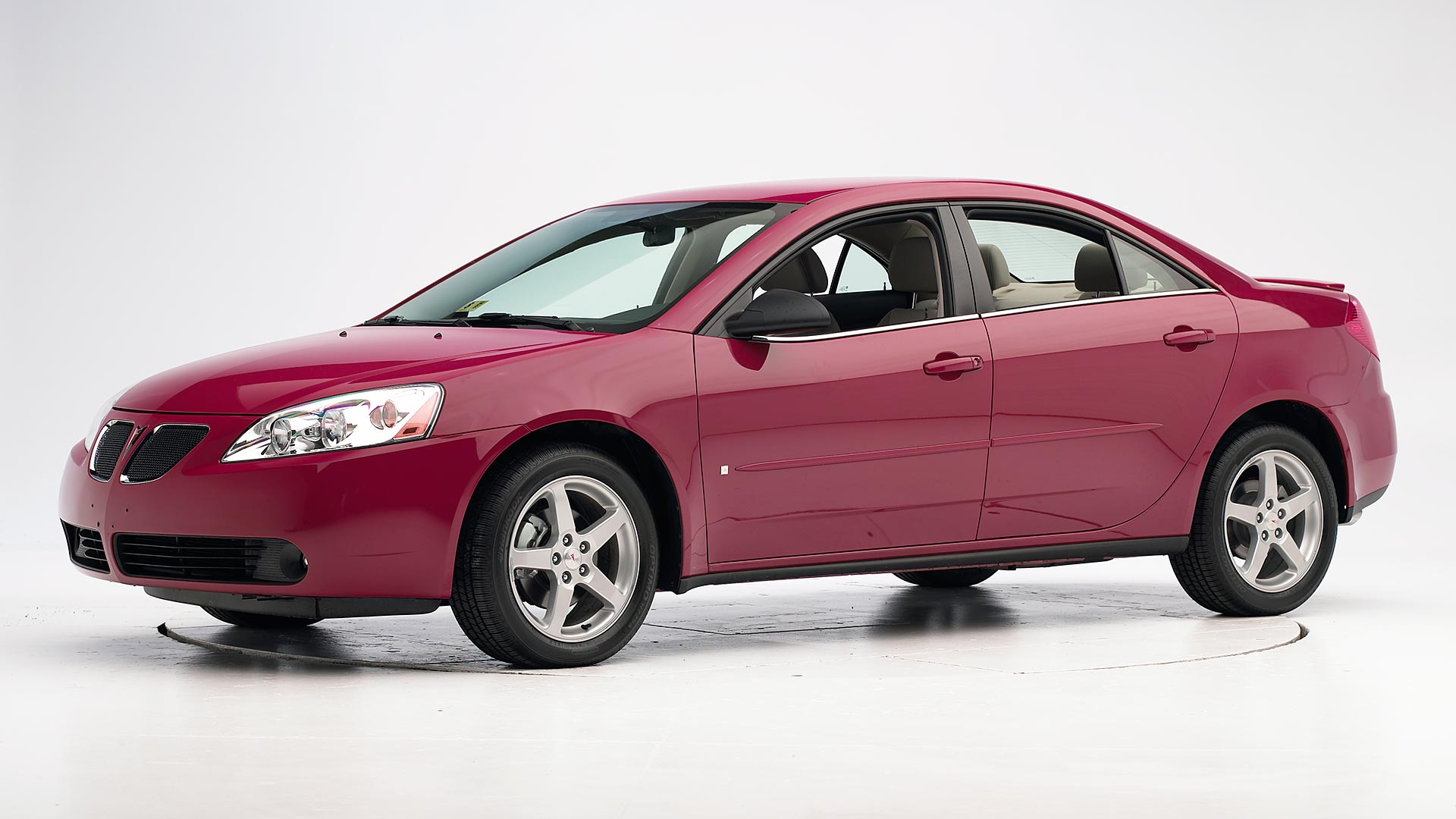 2010 Pontiac G6 4-door sedan