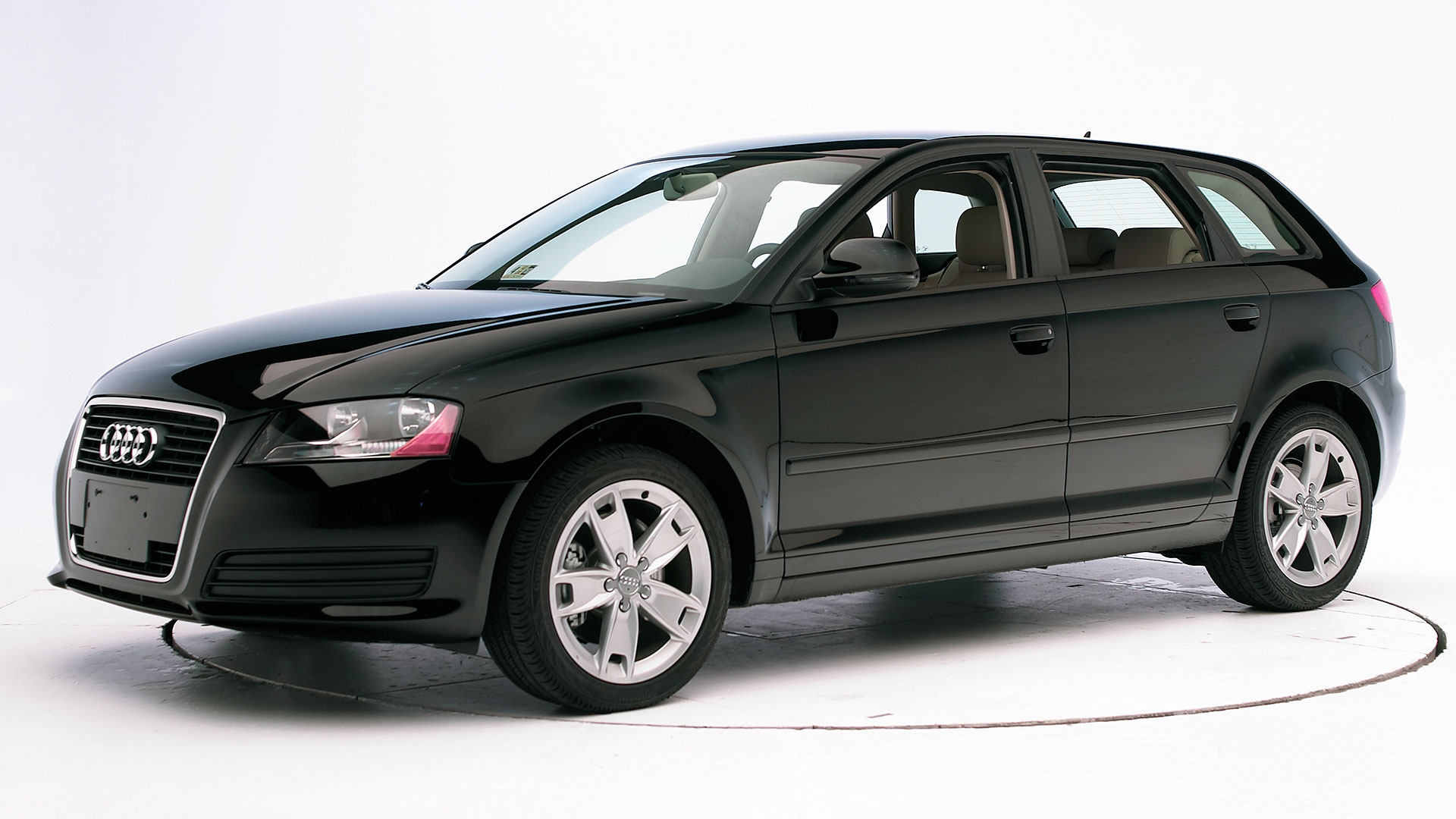 2010 Audi A3 4-door wagon