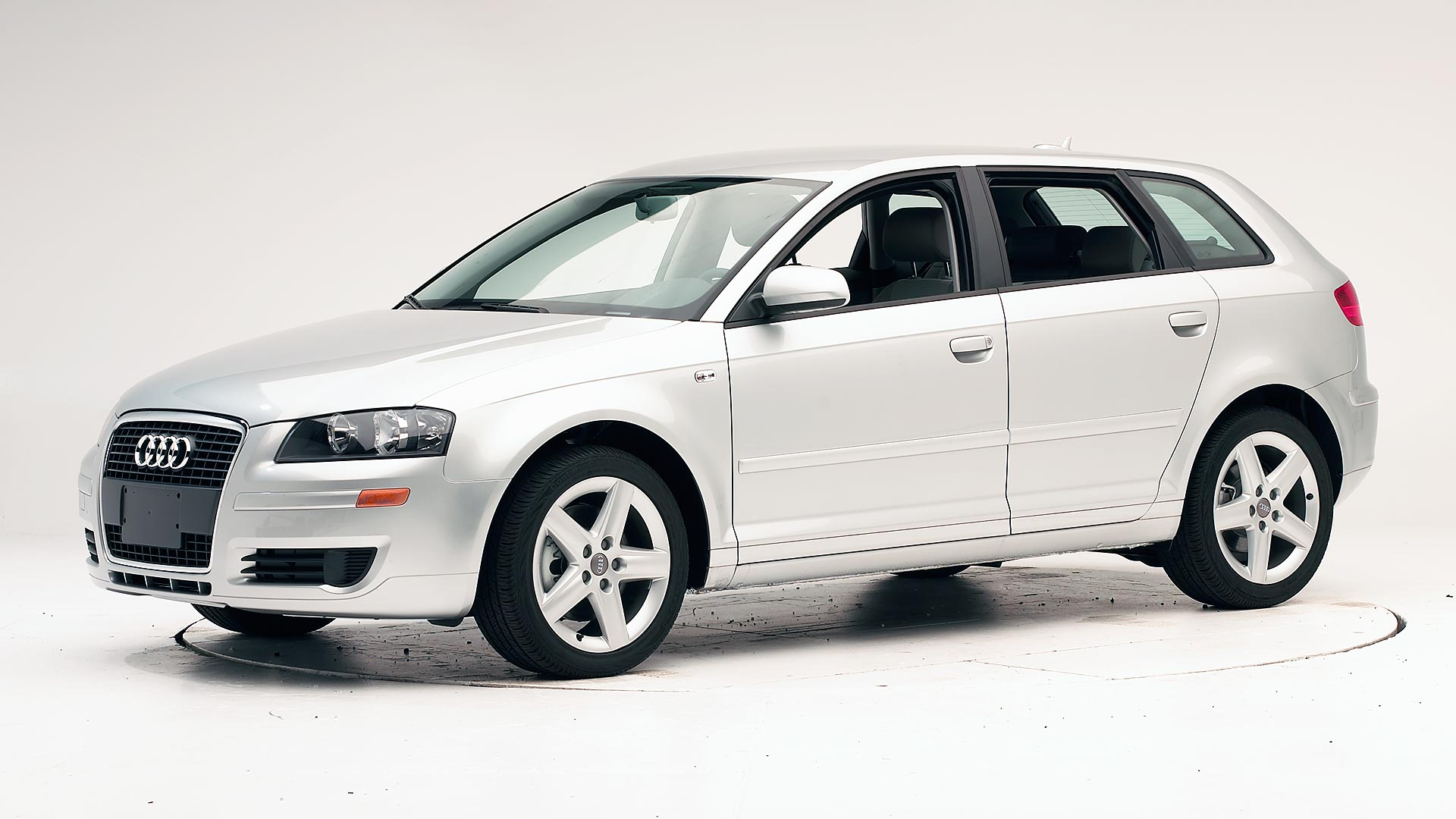 2008 Audi A3 4-door wagon
