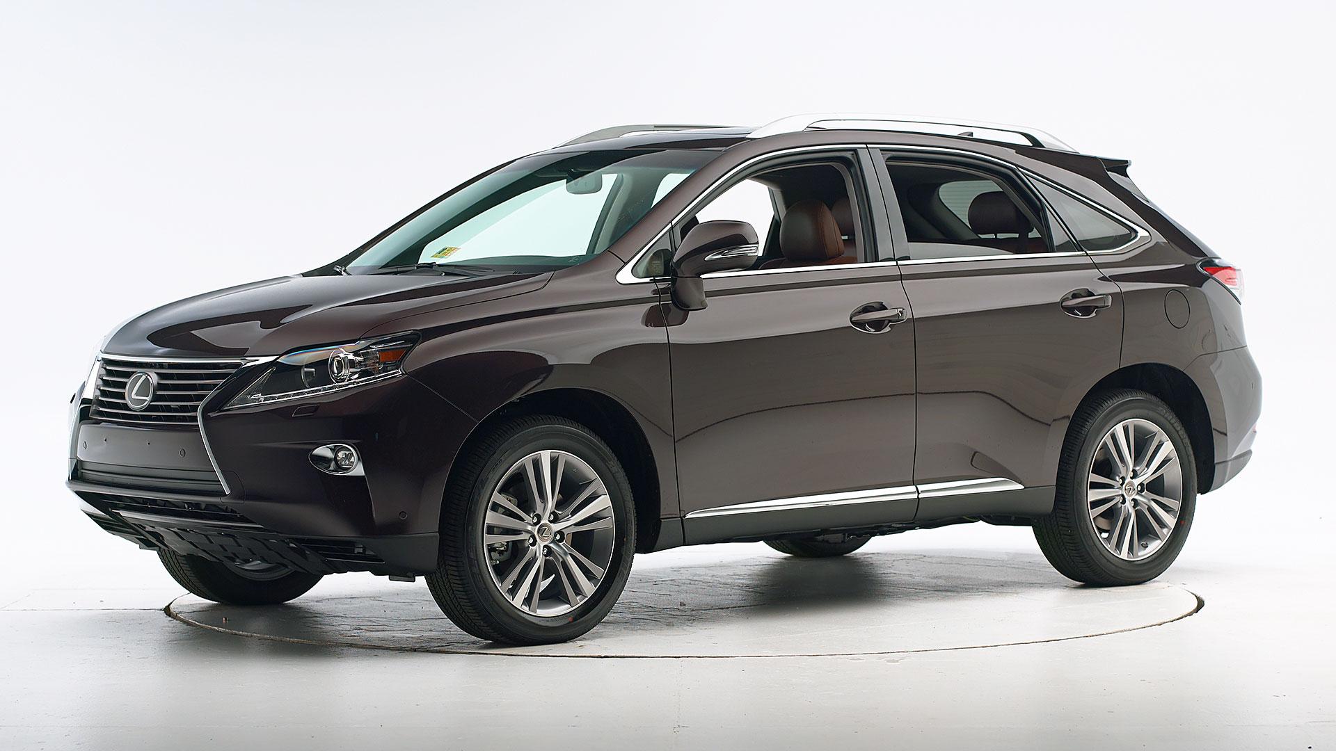 Lexus 2015 Suv >> 2015 Lexus Rx