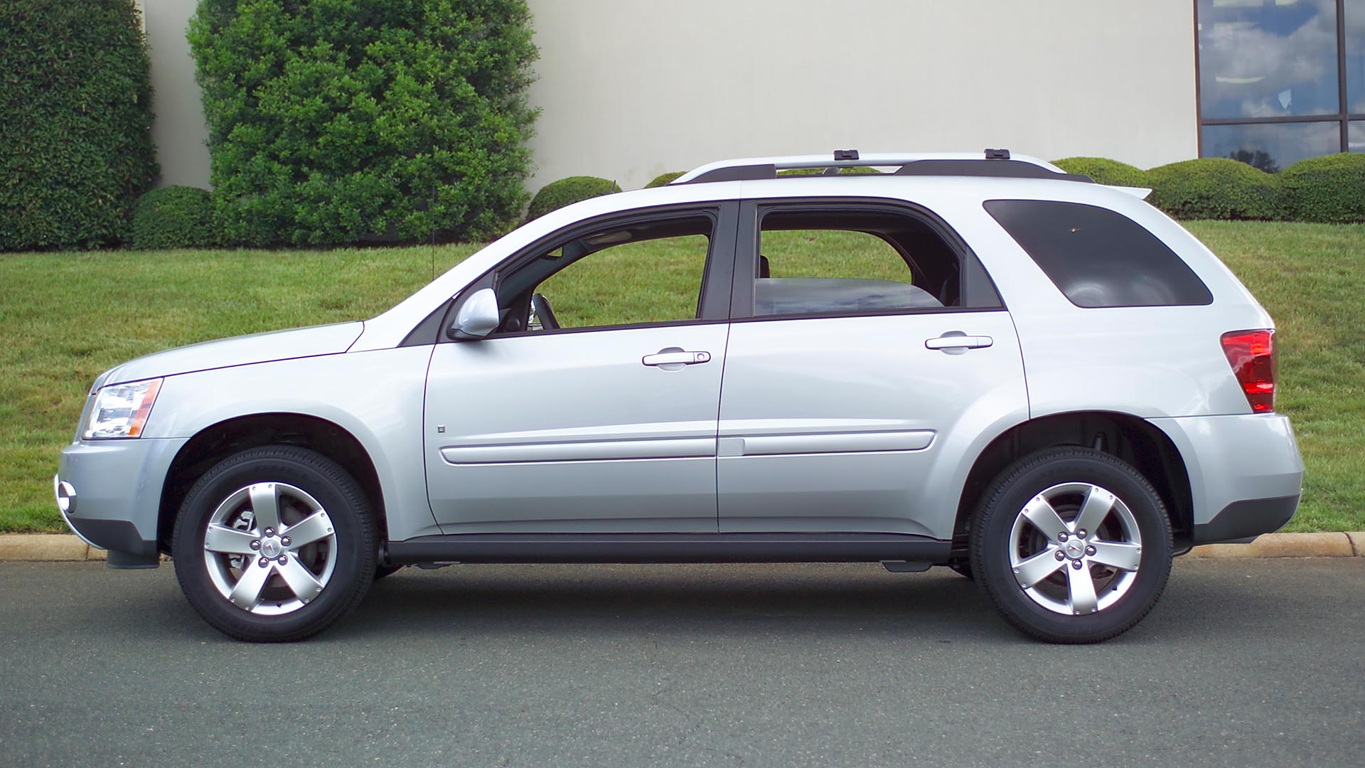 2009 Pontiac Torrent 4-door SUV