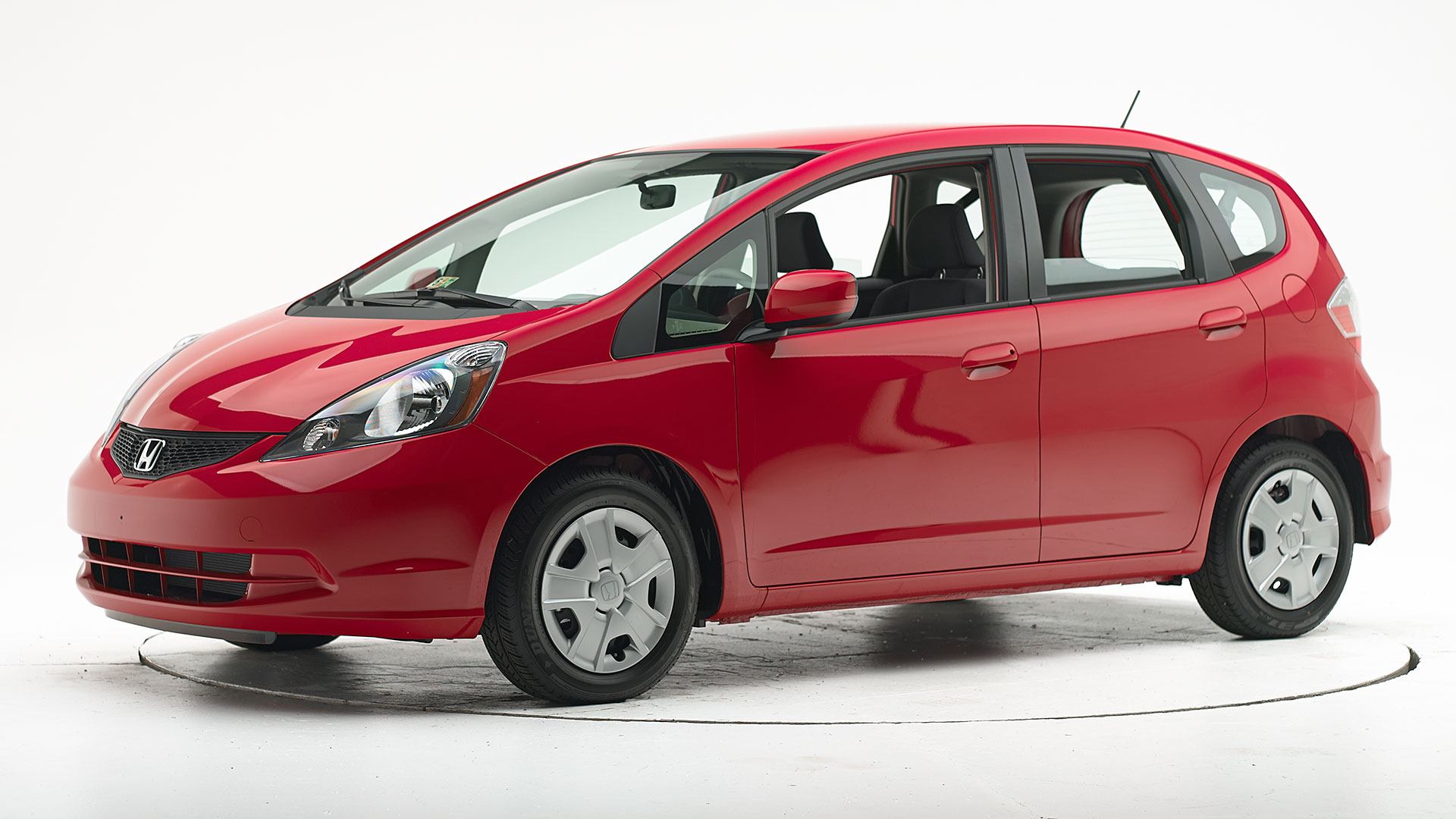 2013 Honda Fit 4-door wagon