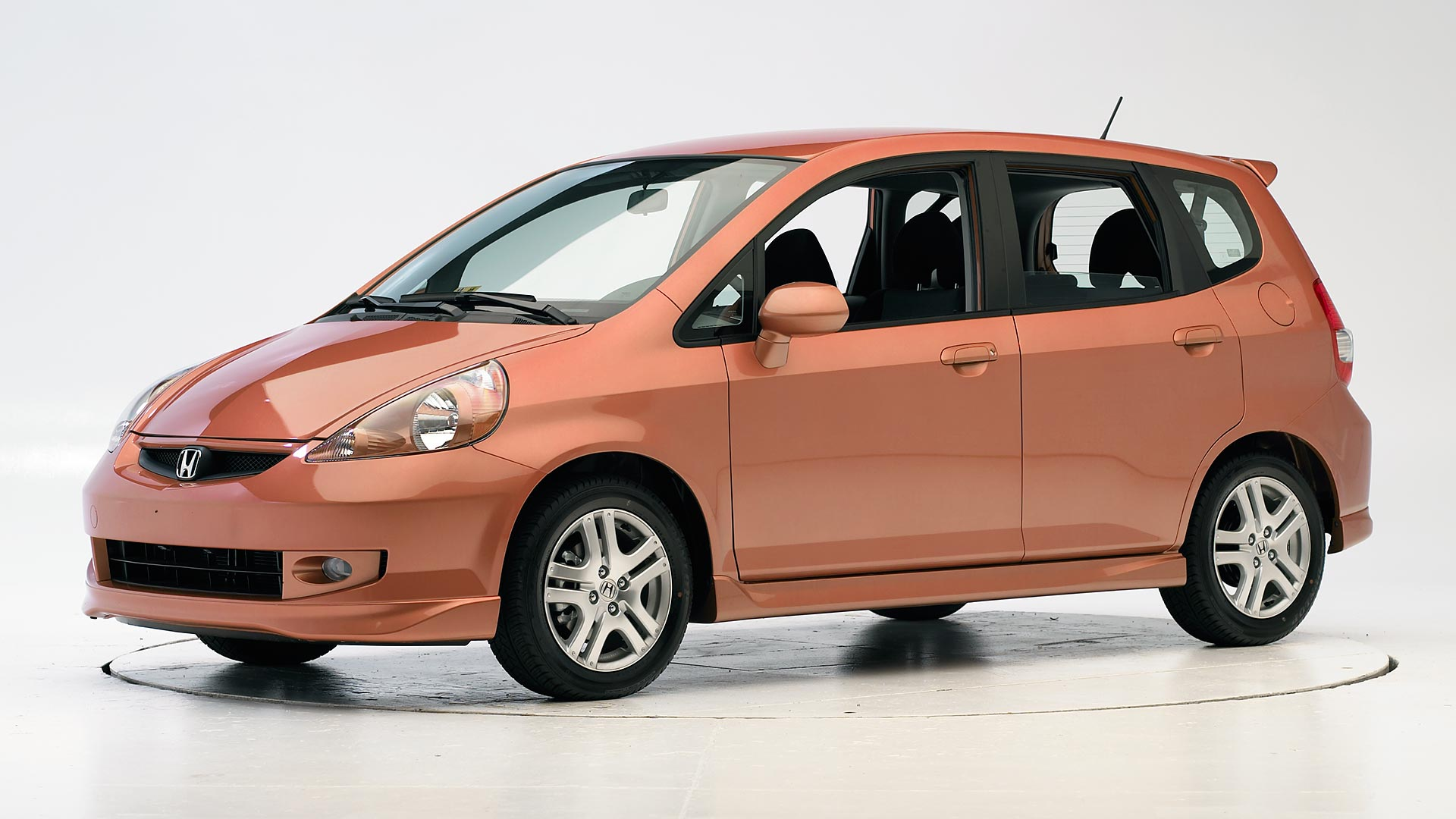 2008 Honda Fit 4-door wagon