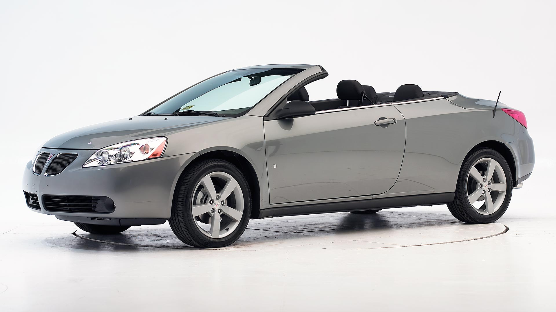 2009 Pontiac G6 2-door convertible